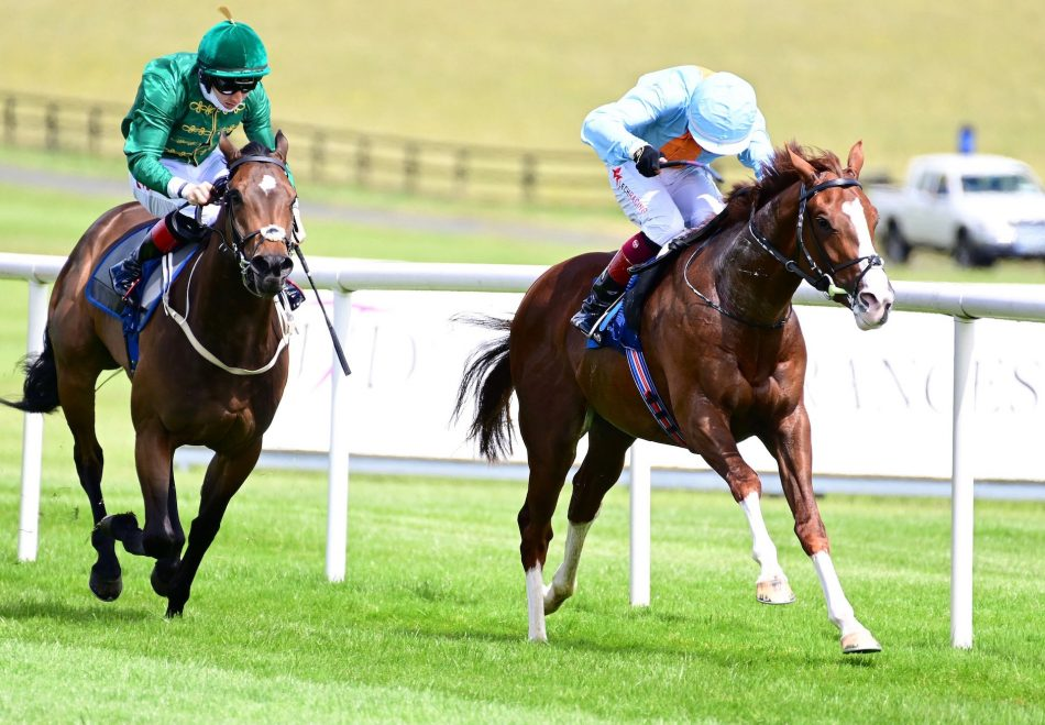 Early Doors Wins The Galway Plate 1