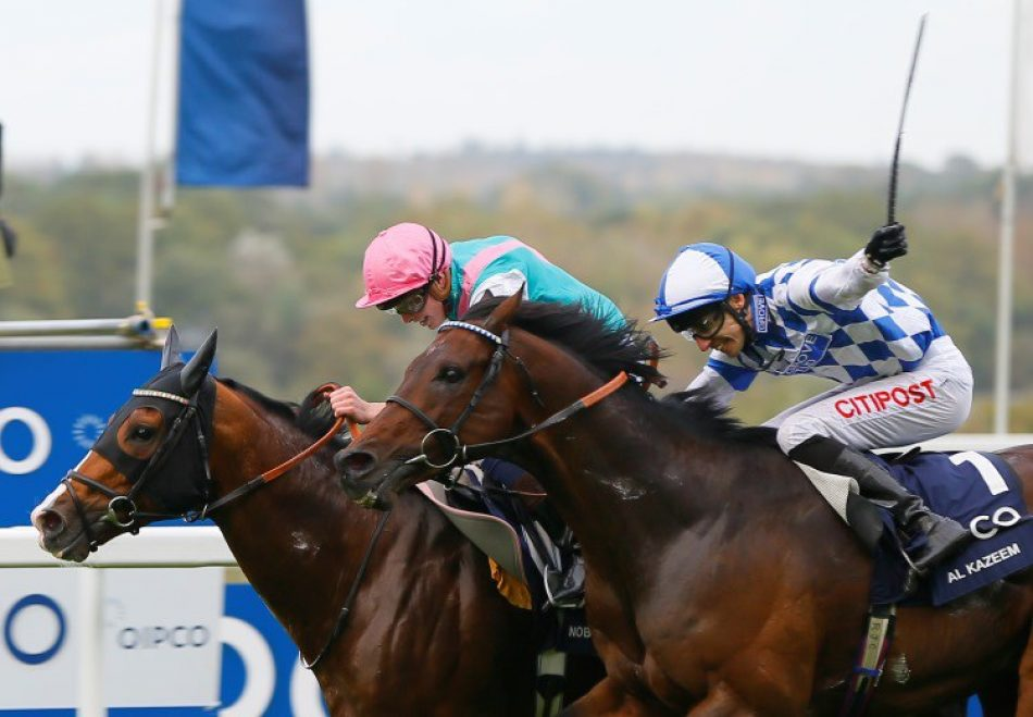 Star Of Emaraaty (Pride Of Dubai) Wins At Ayr