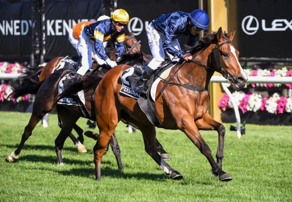 Hereditary Rule Becomes The Third First Crop Winner By Imperial Monarch