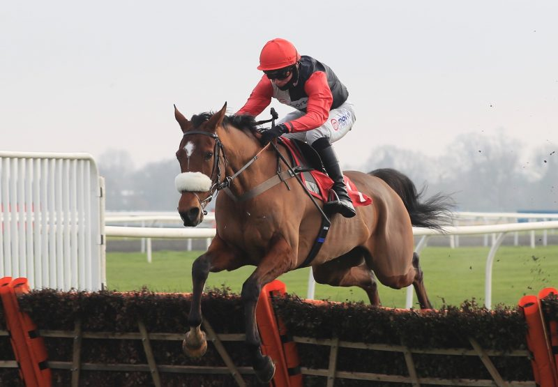 Barbados Bucks (Getaway) Completes A Hat Trick At Kempton