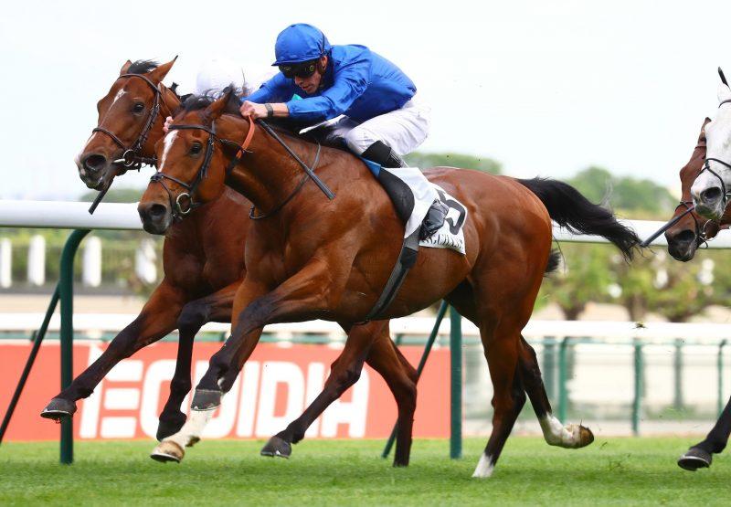 Barney Roy Returns To Winning Ways At Longchamp