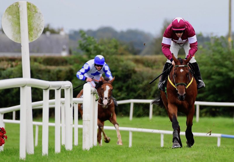 Deployed (Mahler) Impresses Over Hurdles At Kilbeggan