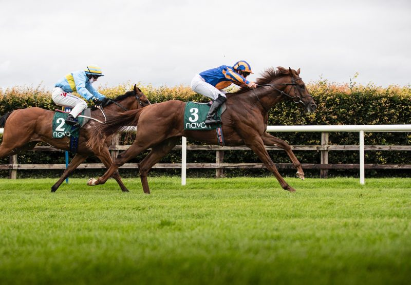 Forest Of Dreams Wins At Navan 1