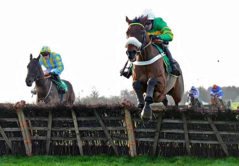 Kilfenora (Yeats) Wins The Feature At Navan