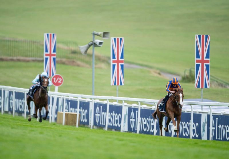 Love (Galileo) Wins The G1 Epsom Oaks