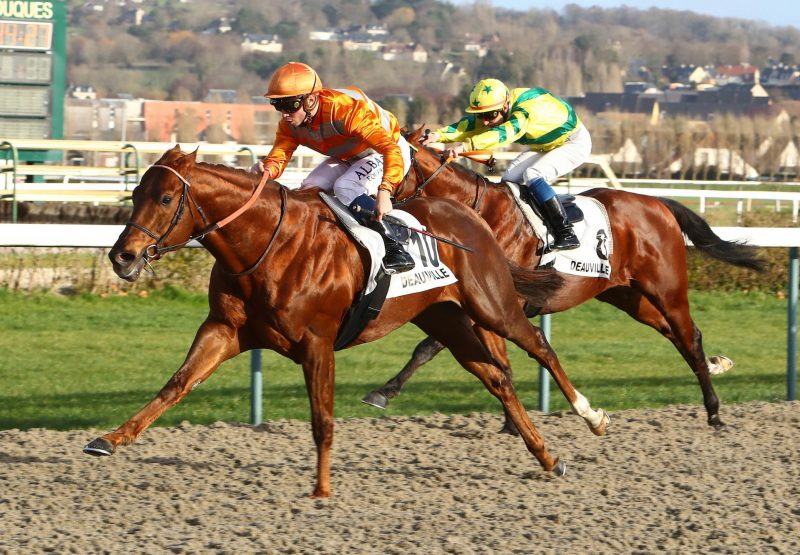 Marianafoot (Footstepsinthesand) Wins The Listed Prix Luthier 2019