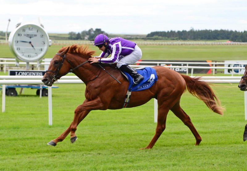 Pierata (Pierro) winning the G2 Missile Stakes at Randwick