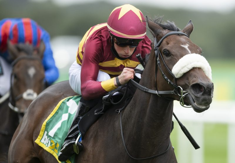 Pista (American Pharoah) Wins Gr.2 Park Hill Fillies Stakes at Doncaster