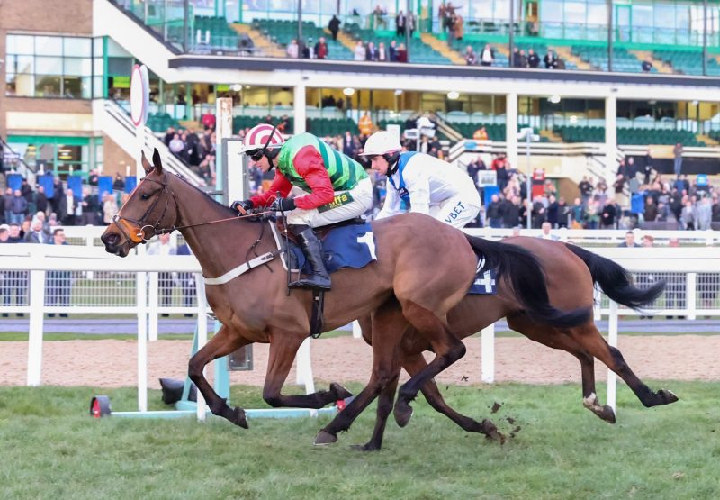 Tulepo Mississippi (Yeats) wins at Newcastle