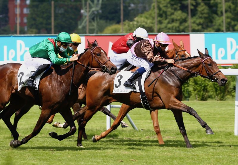 Zellie (Wootton Bassett) Makes It Two From Two At Saint Cloud