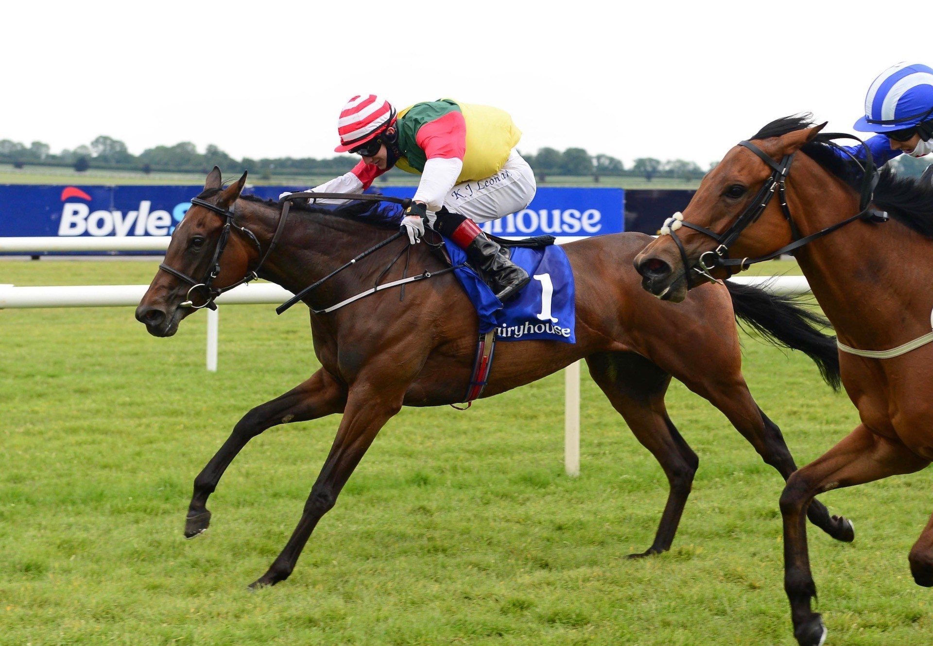 Acquiescent (Footstepsinthesand) Wins At Fairyhouse