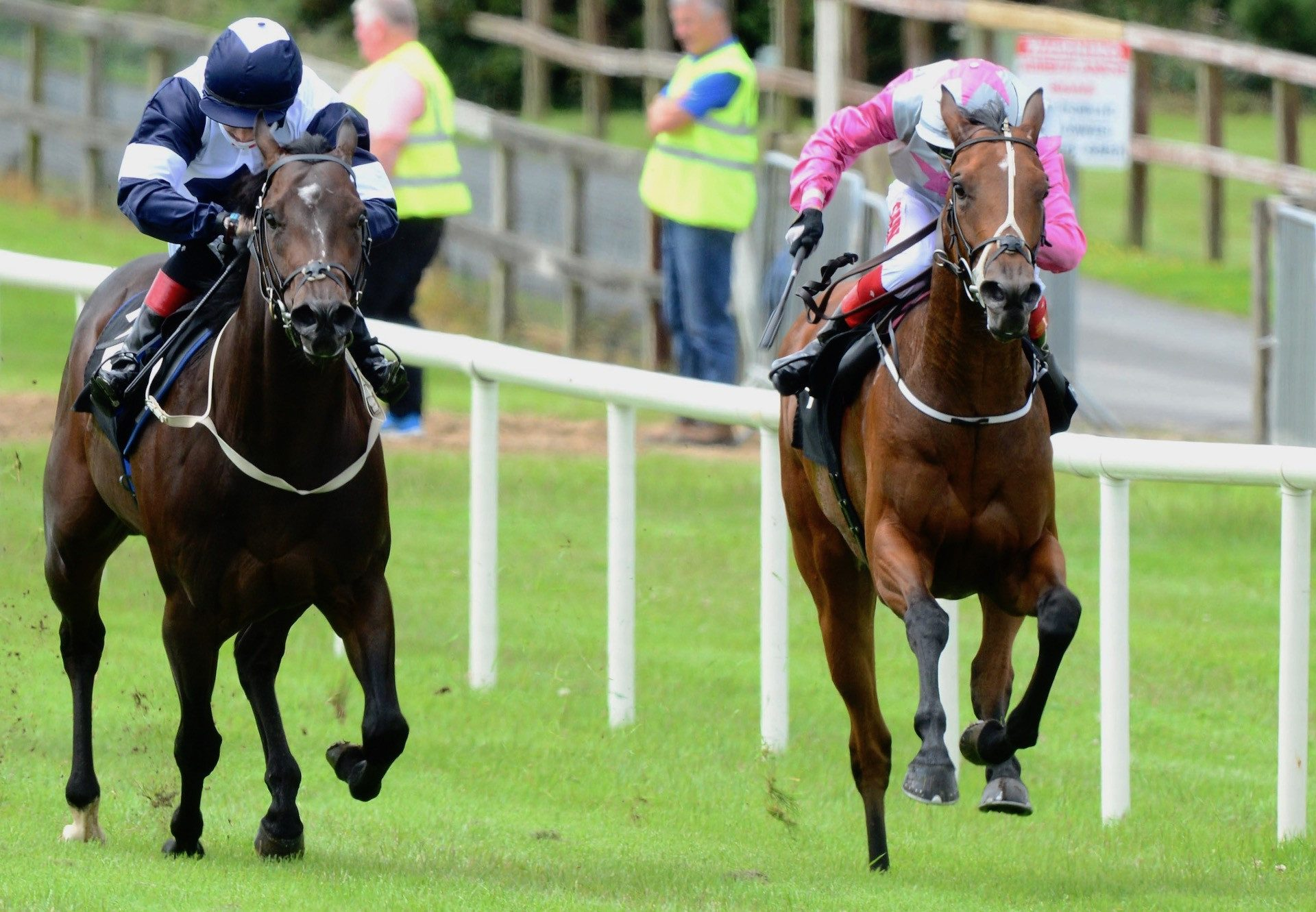Aloha Star Wins Her Maiden At Bellewstown