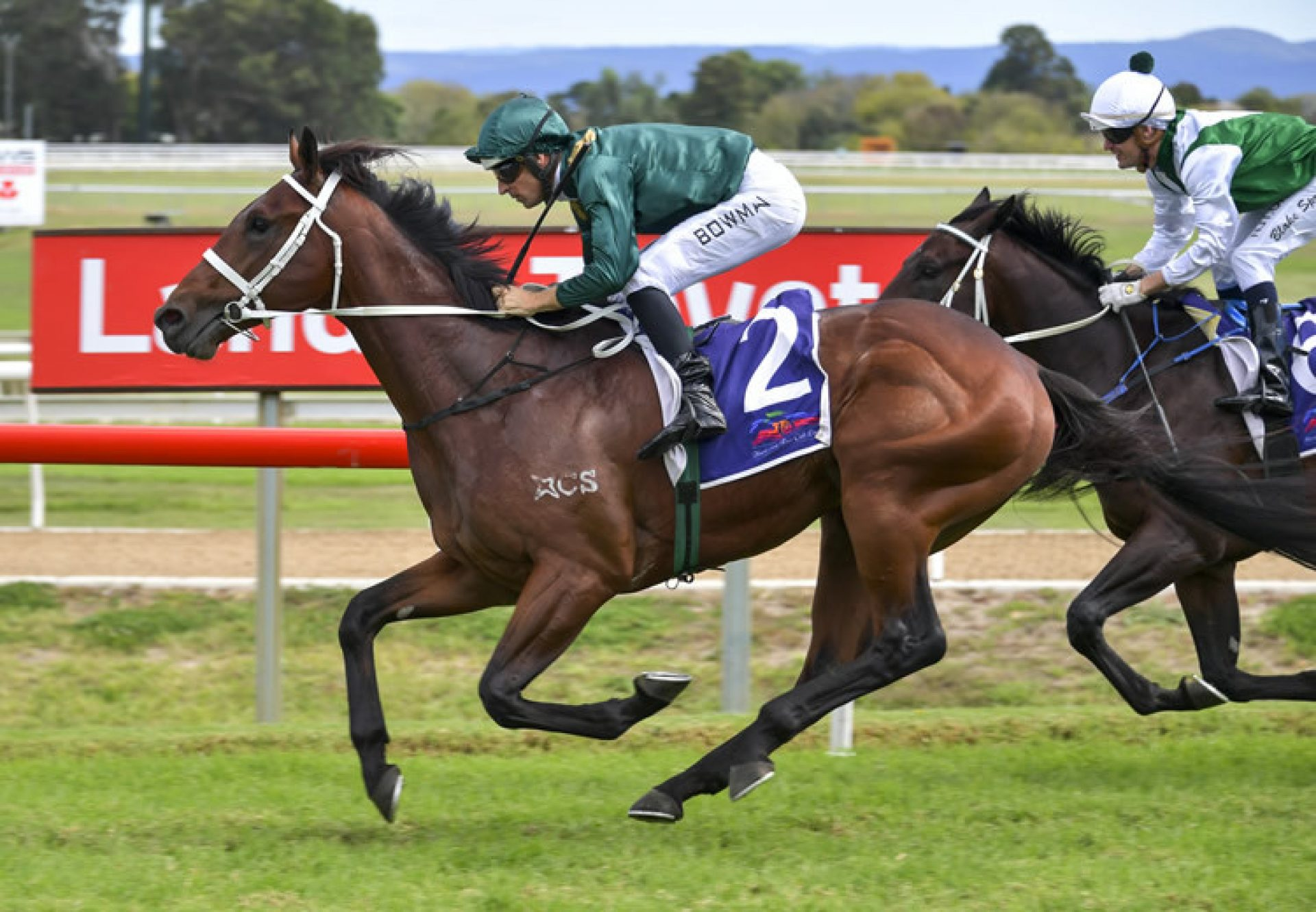 Aslav (Vancouver) winning at Hawkesbury