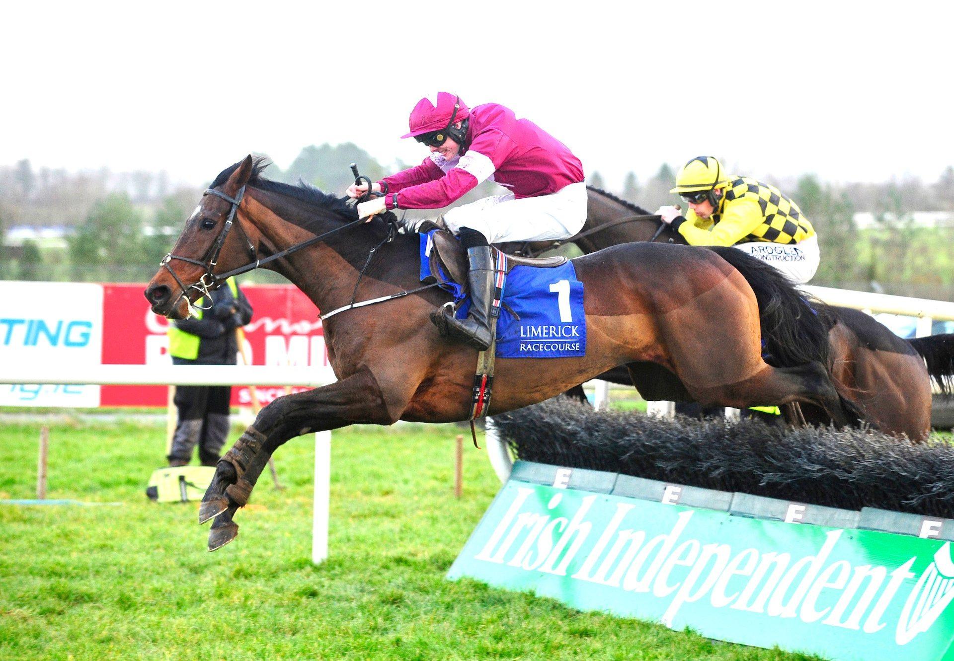 Assemble (Getaway) Wins At Limerick