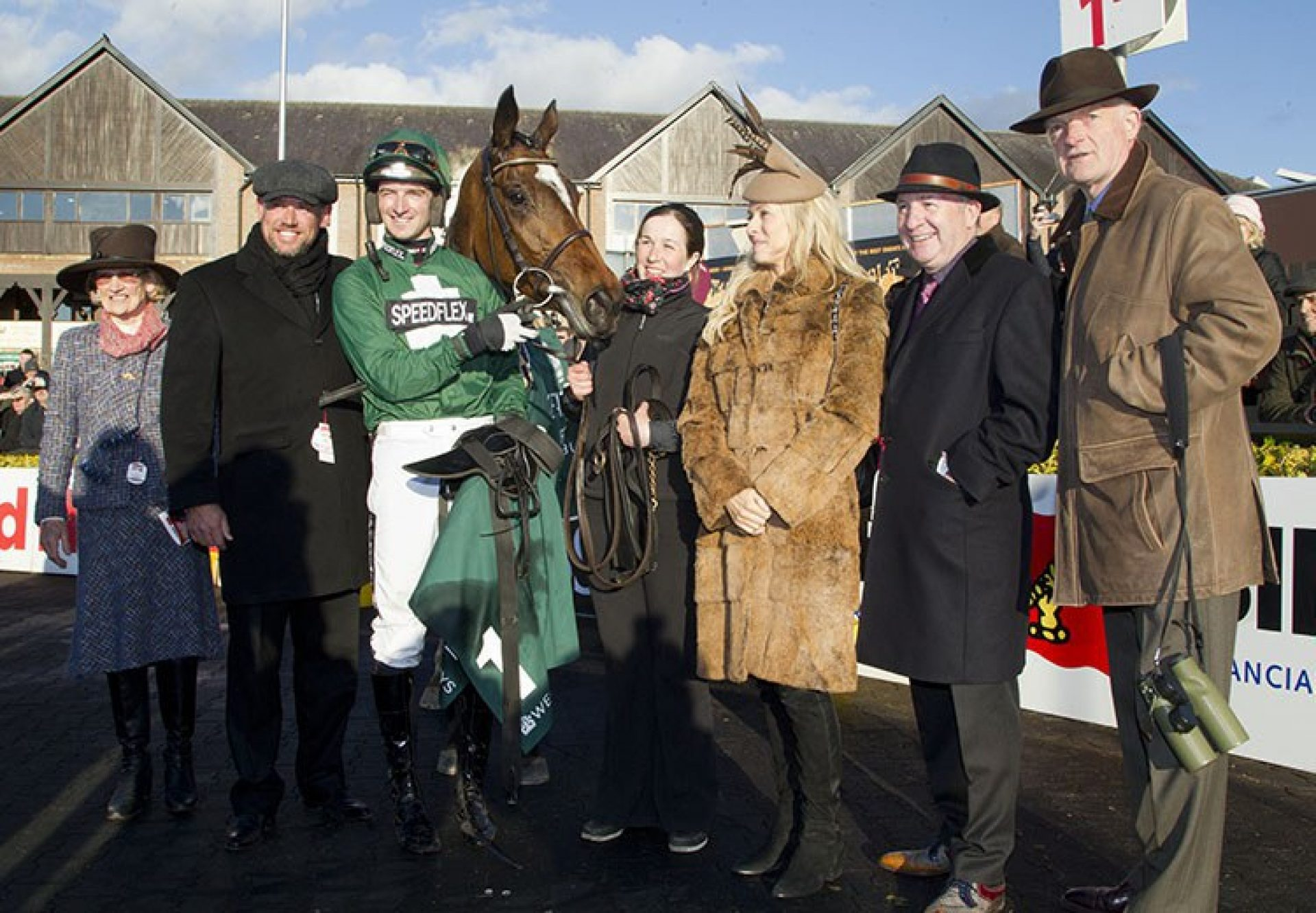Augusta Kate Punchestown With Connections