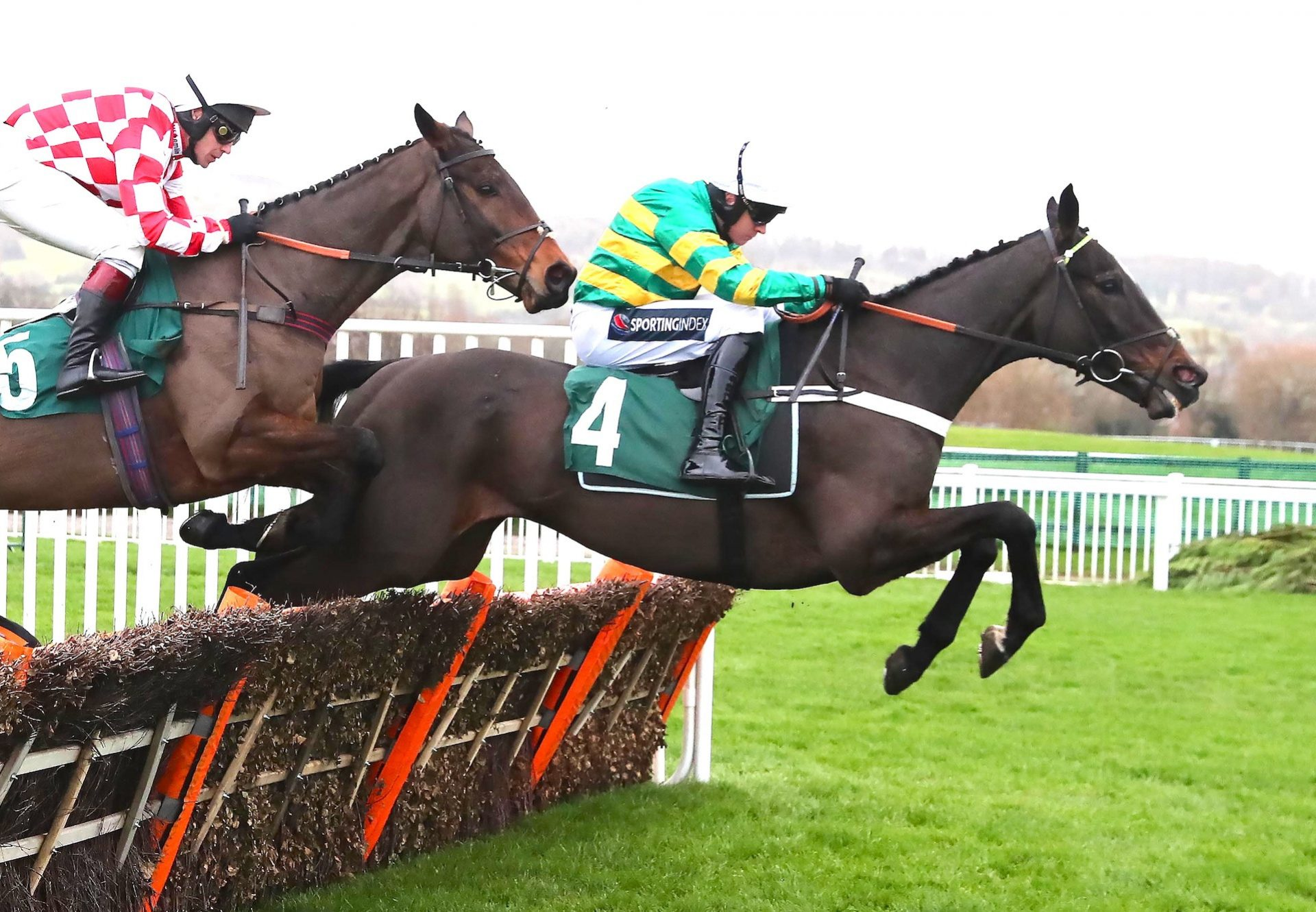 Chantry House (Yeats) Wins His Hurdle Debut At Cheltenham