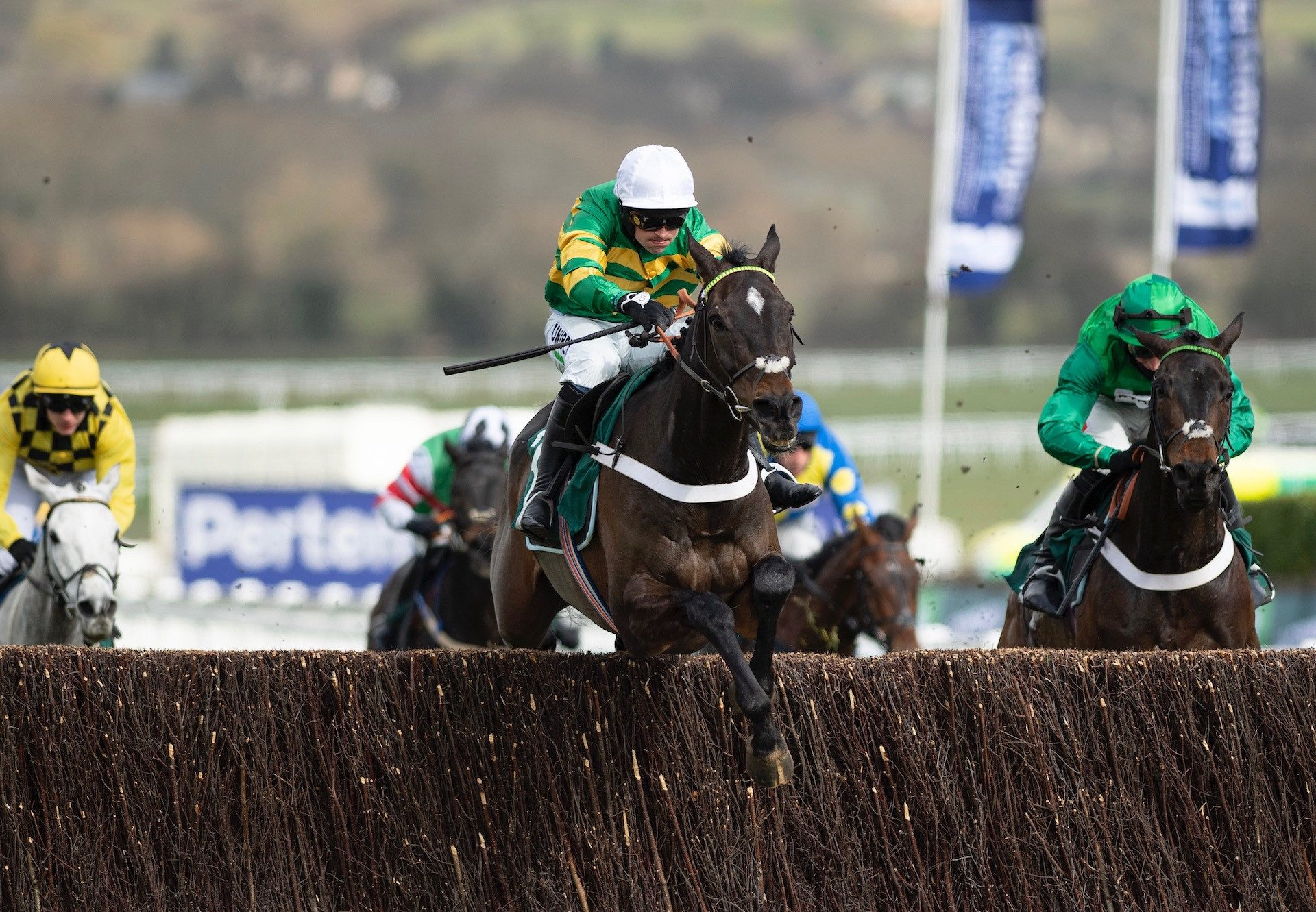 Chantry House (Yeats) Wins The Grade 1 Marsh Novices Chase At The Cheltenham Festival