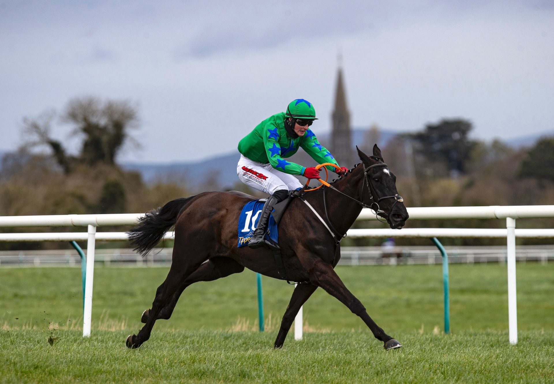 Derrylinda (Soldier Of Fortune) Makes An Impressive Debut At Tipperary