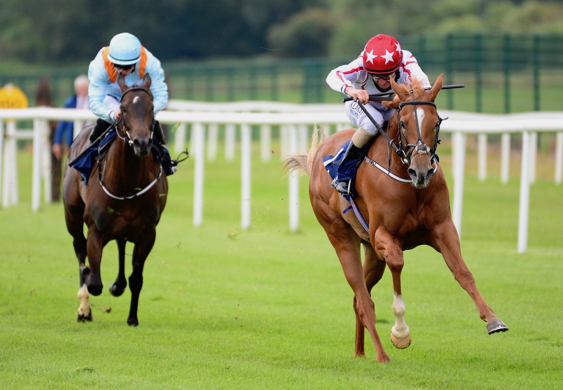 Dickiedooda (Starspangledbanner) Wins The Listed Tipperary Stakes at Cork