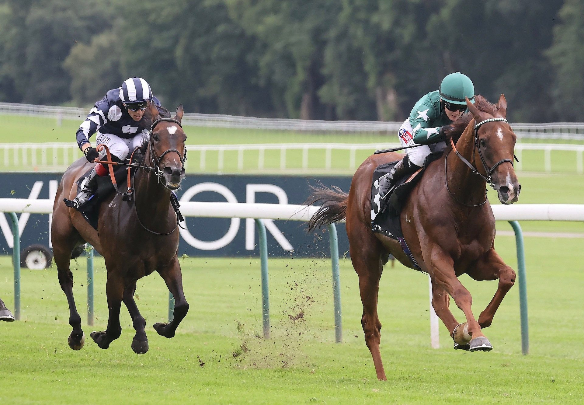 Extra Elusive (Mastercraftsman) Wins The Gr.3 Rose Of Lancaster Stakes at Haydock