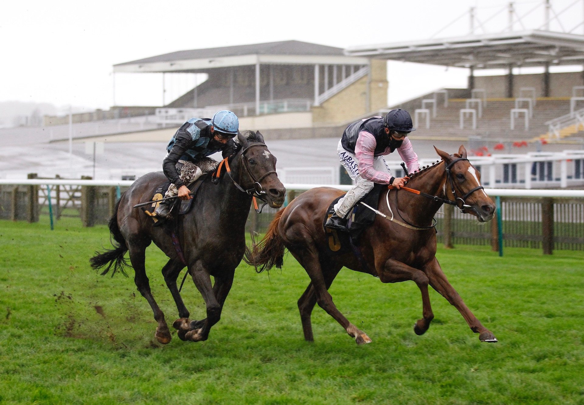 Freyja (Gleneagles) Wins The Listed James Seymour Stakes at Newmarket