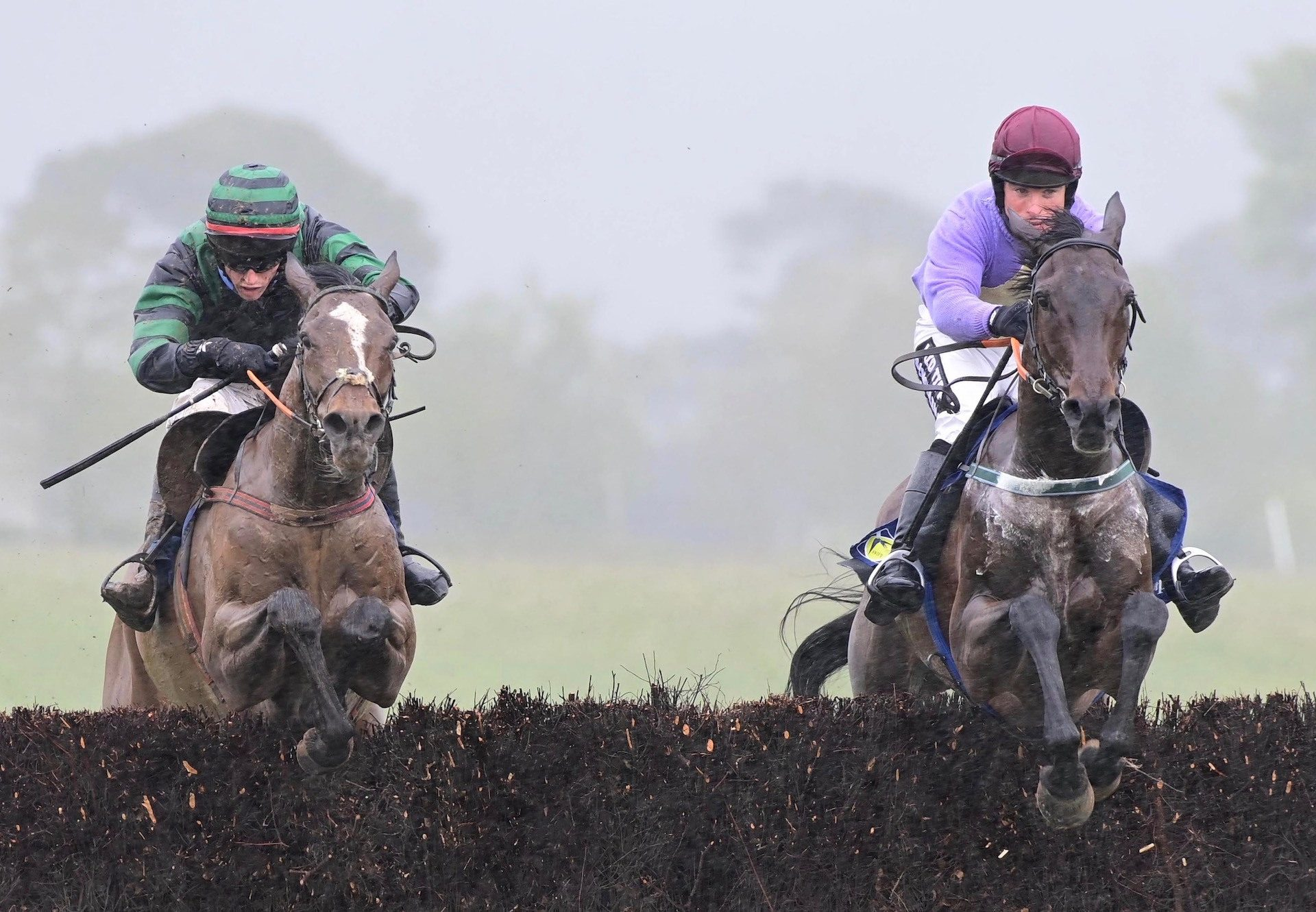 Countess Cathleen (Yeats) Wins The Beginners Chase At Fairyhouse