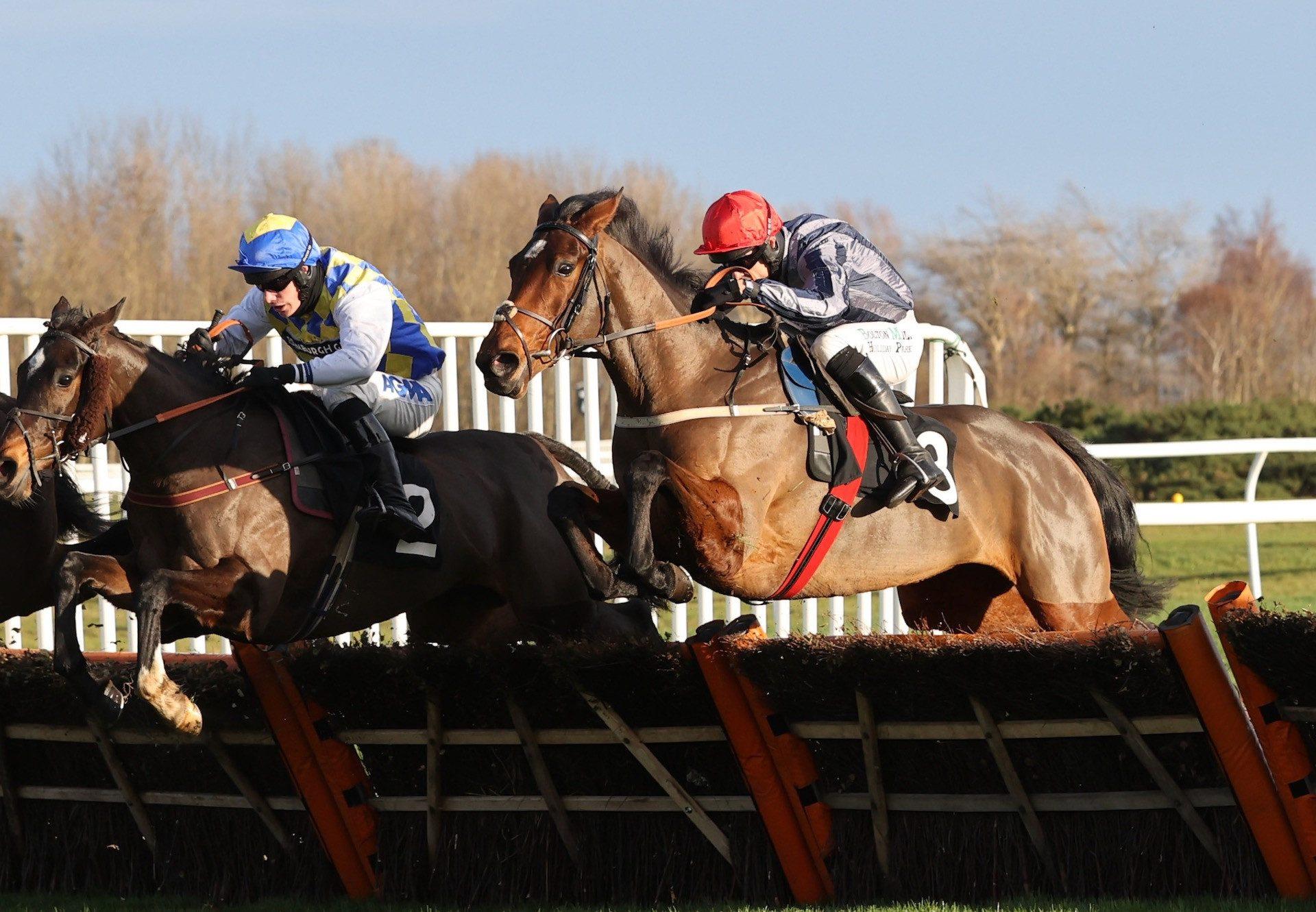 Headscarf Lil (Getaway) Wins At Musselburgh