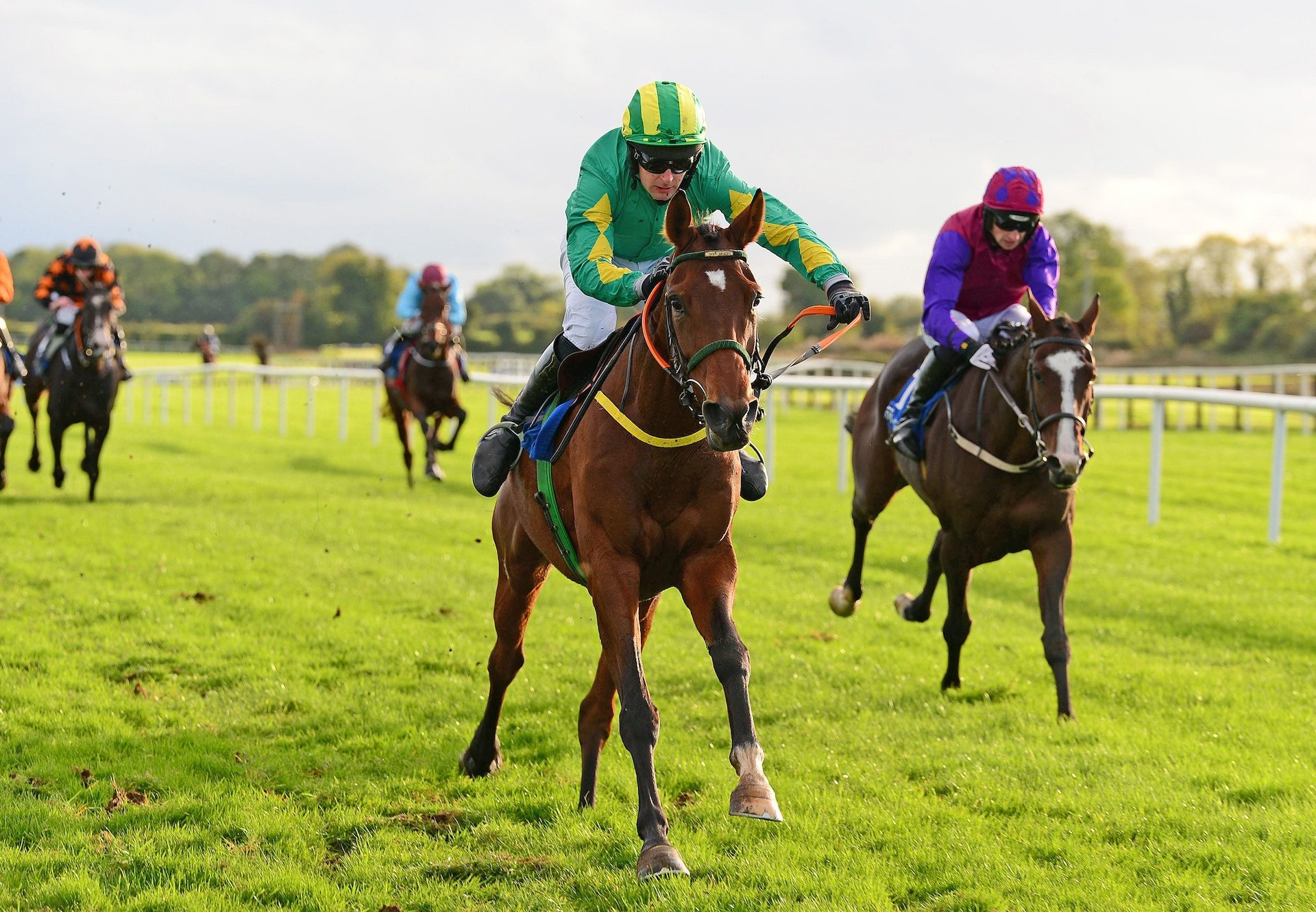Henry Brown Becomes The Latest Winner By Mahler