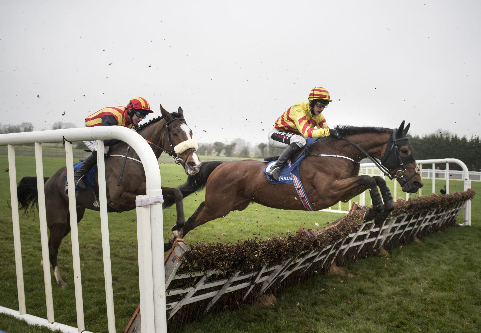 Jack Dillinger (Westerner) Wins Impressively At Fairyhouse