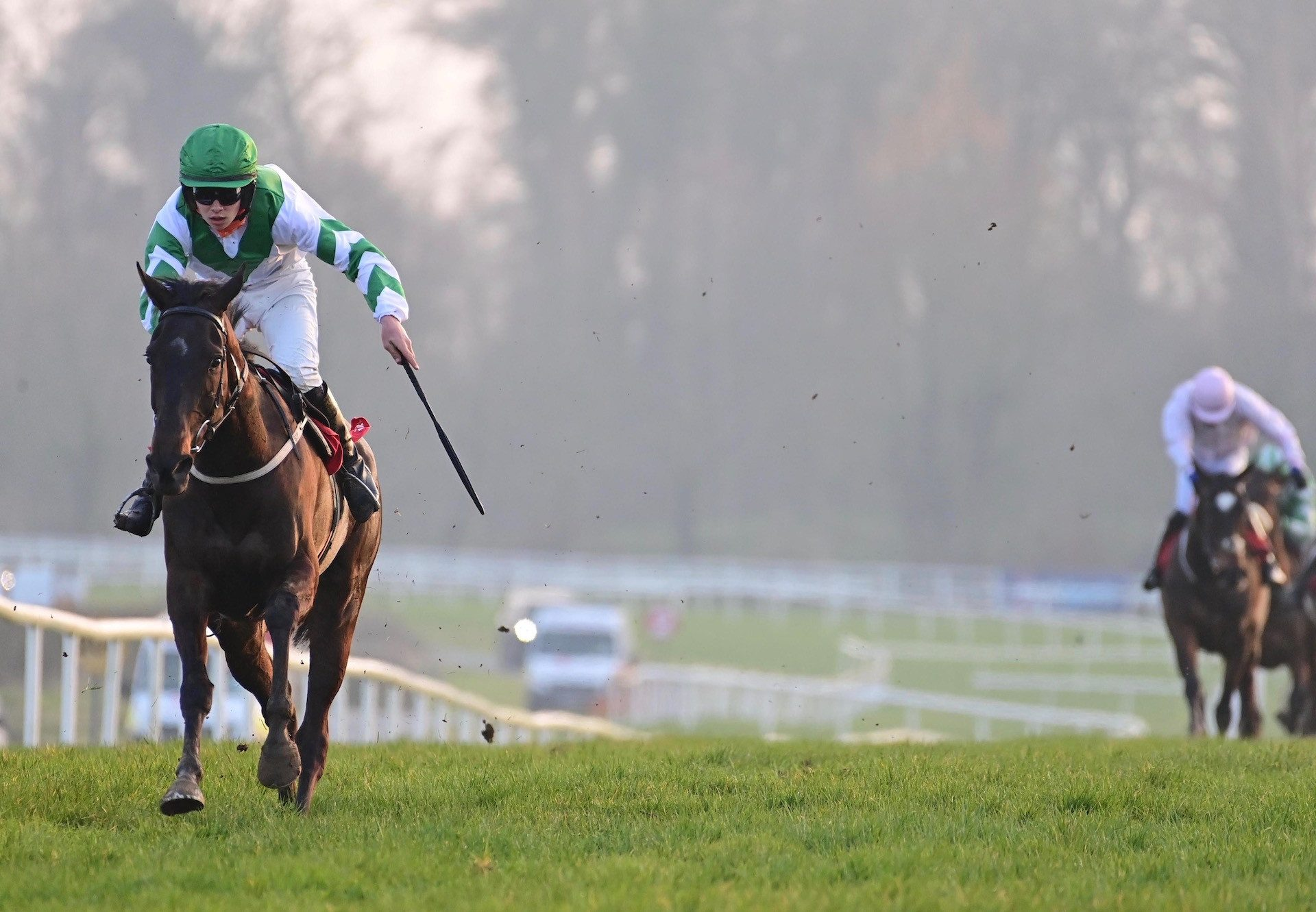 Jumping Jet (Getaway) Wins The Mares Bumper At Gowran Park