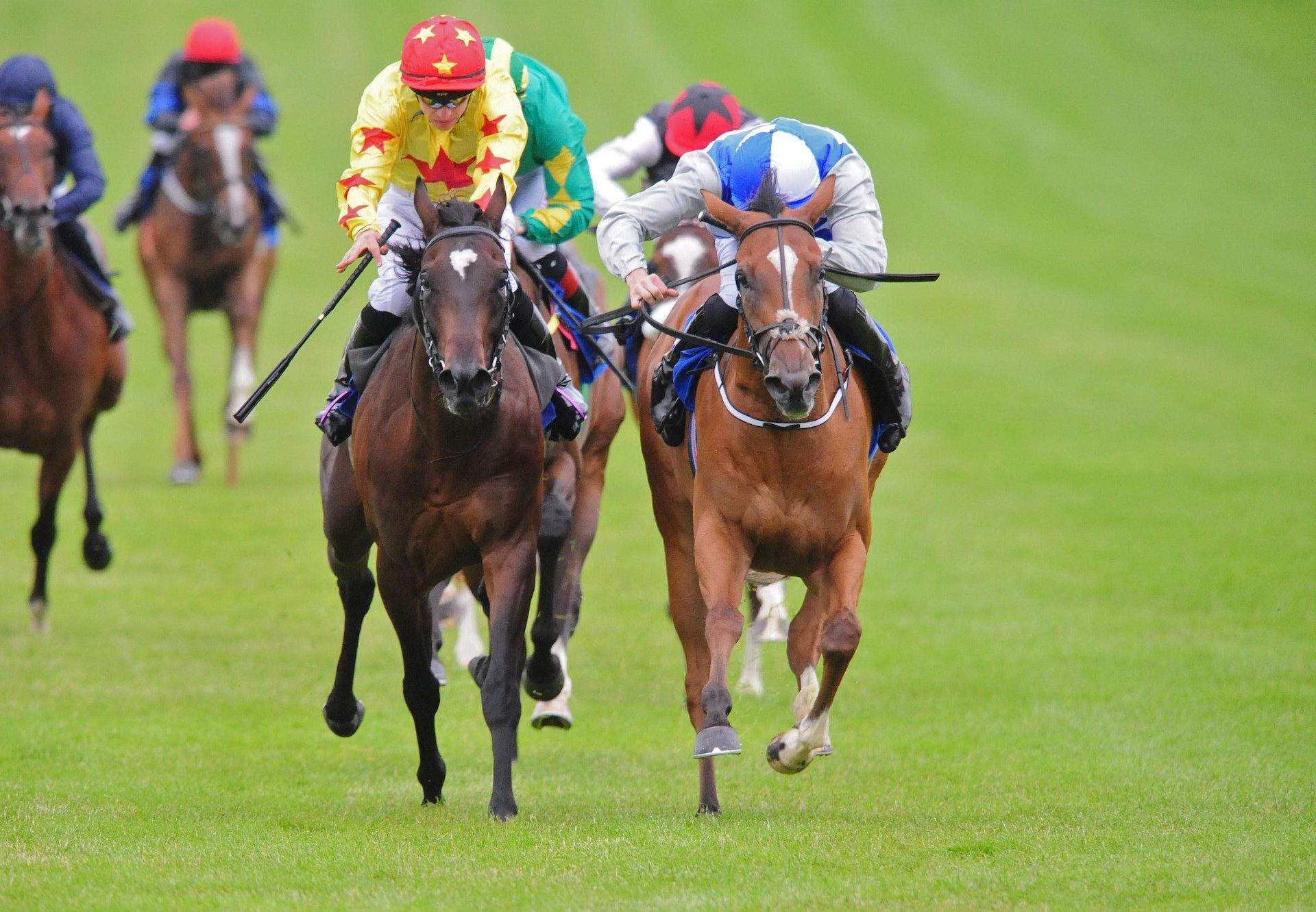 Justina Becomes The Latest Winner By Holy Roman Emperor