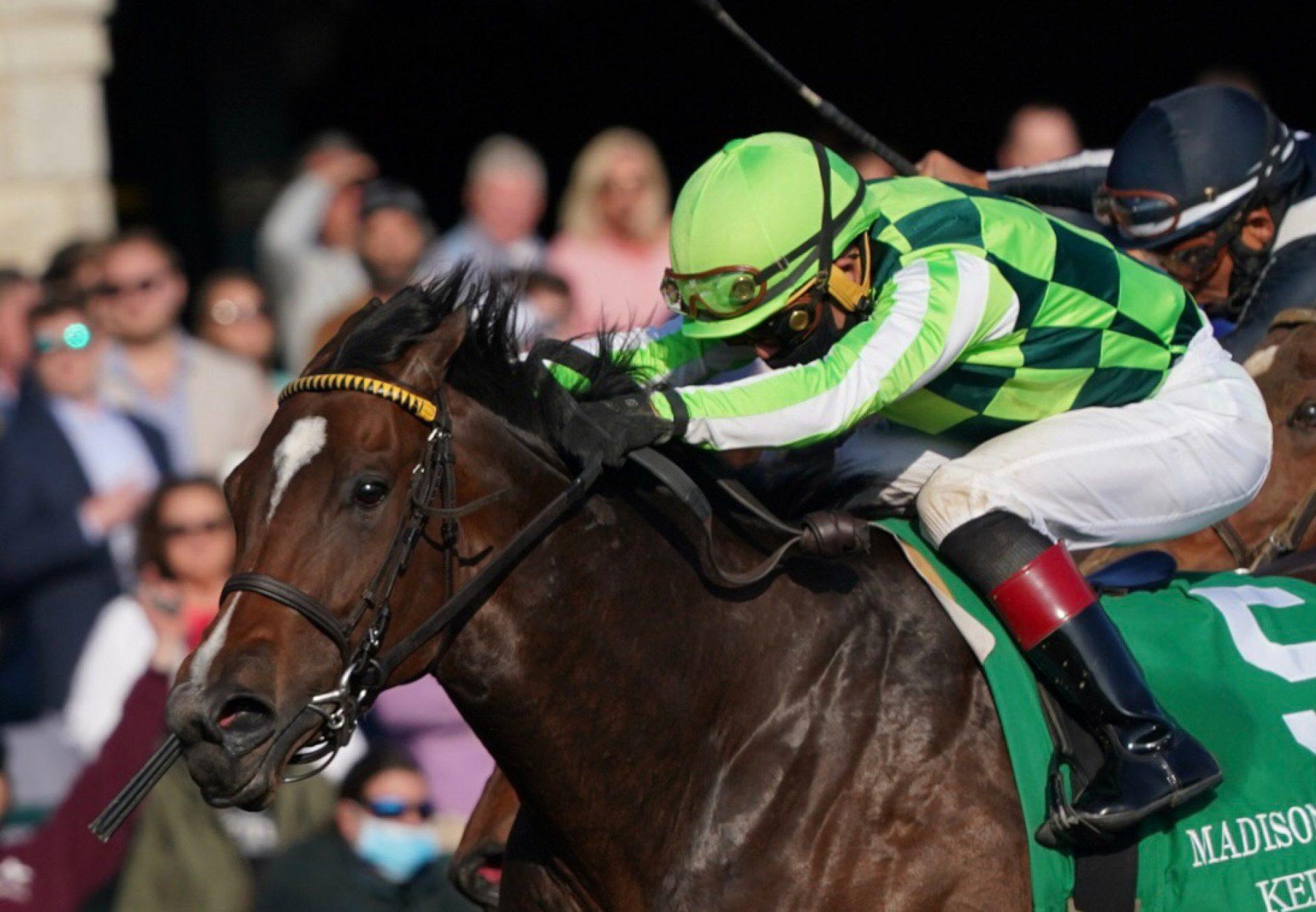 Kimari (Munnings) Gr.1 Madison Stakes at Keeneland