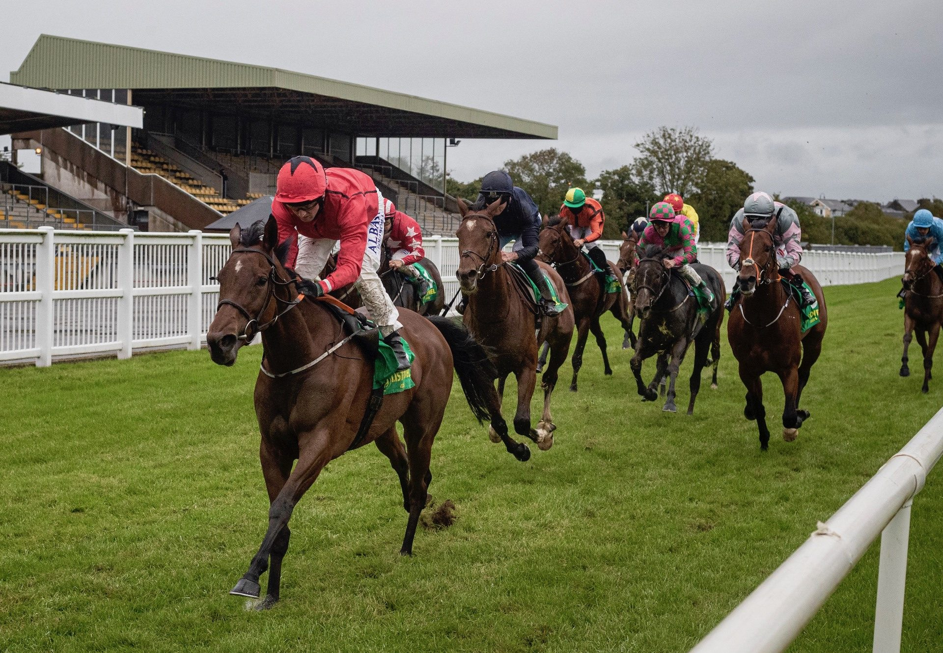 Lady Wannabe (Camelot) Wins The Listowel Stakes at Listowel