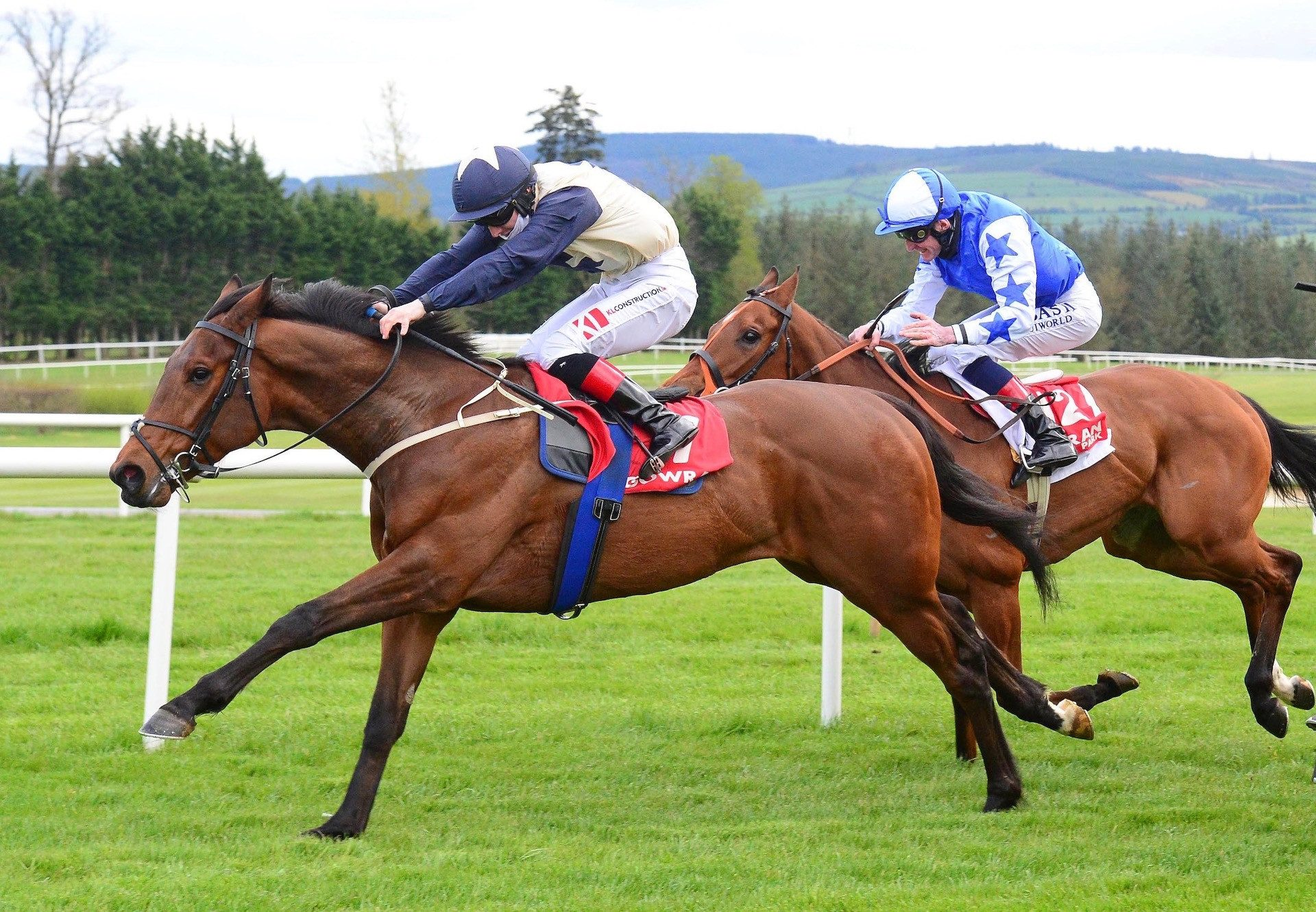 Lust (Fastnet Rock) Wins His Maiden At Gowran Park