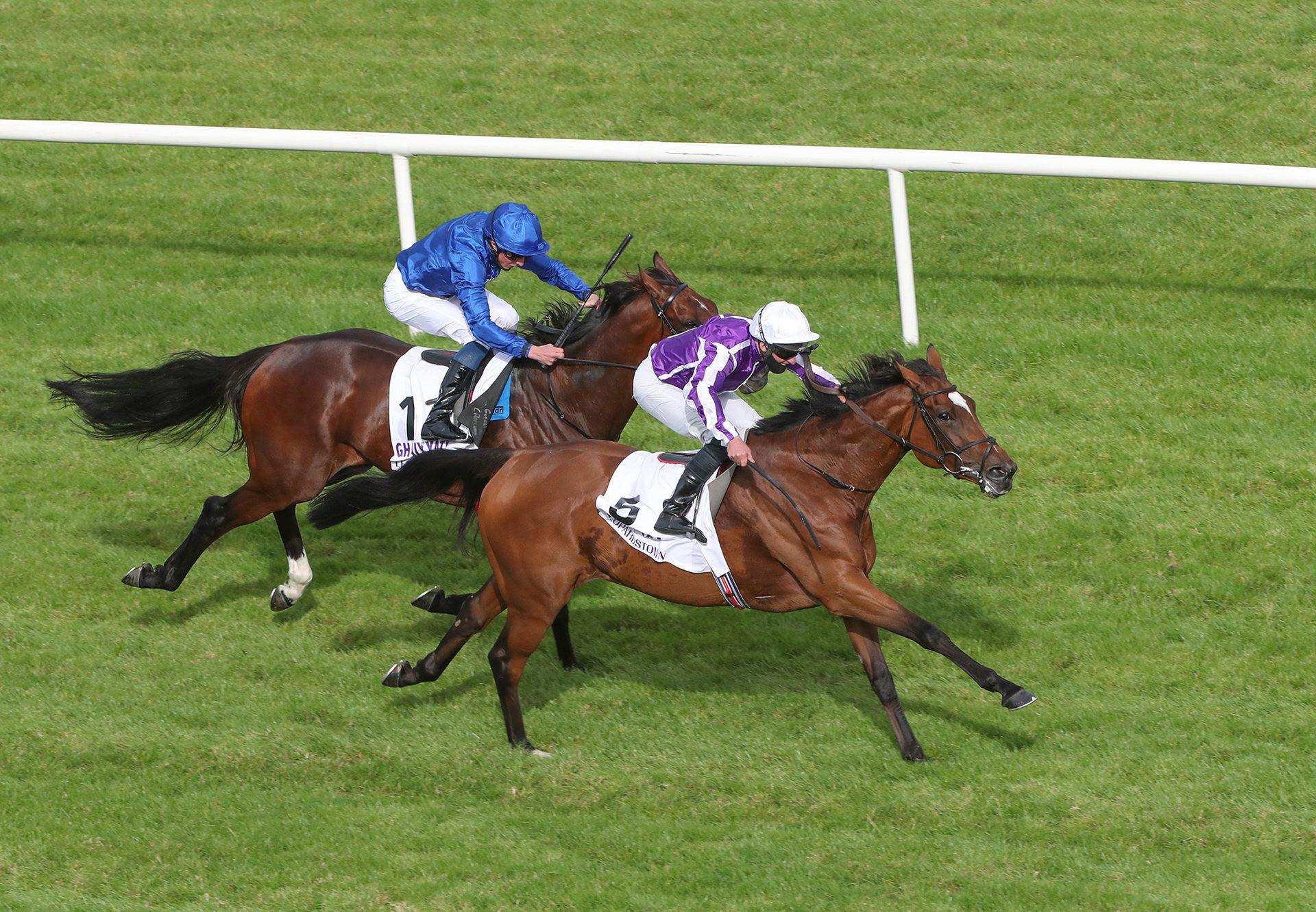 Magical Irish Champion Stakes