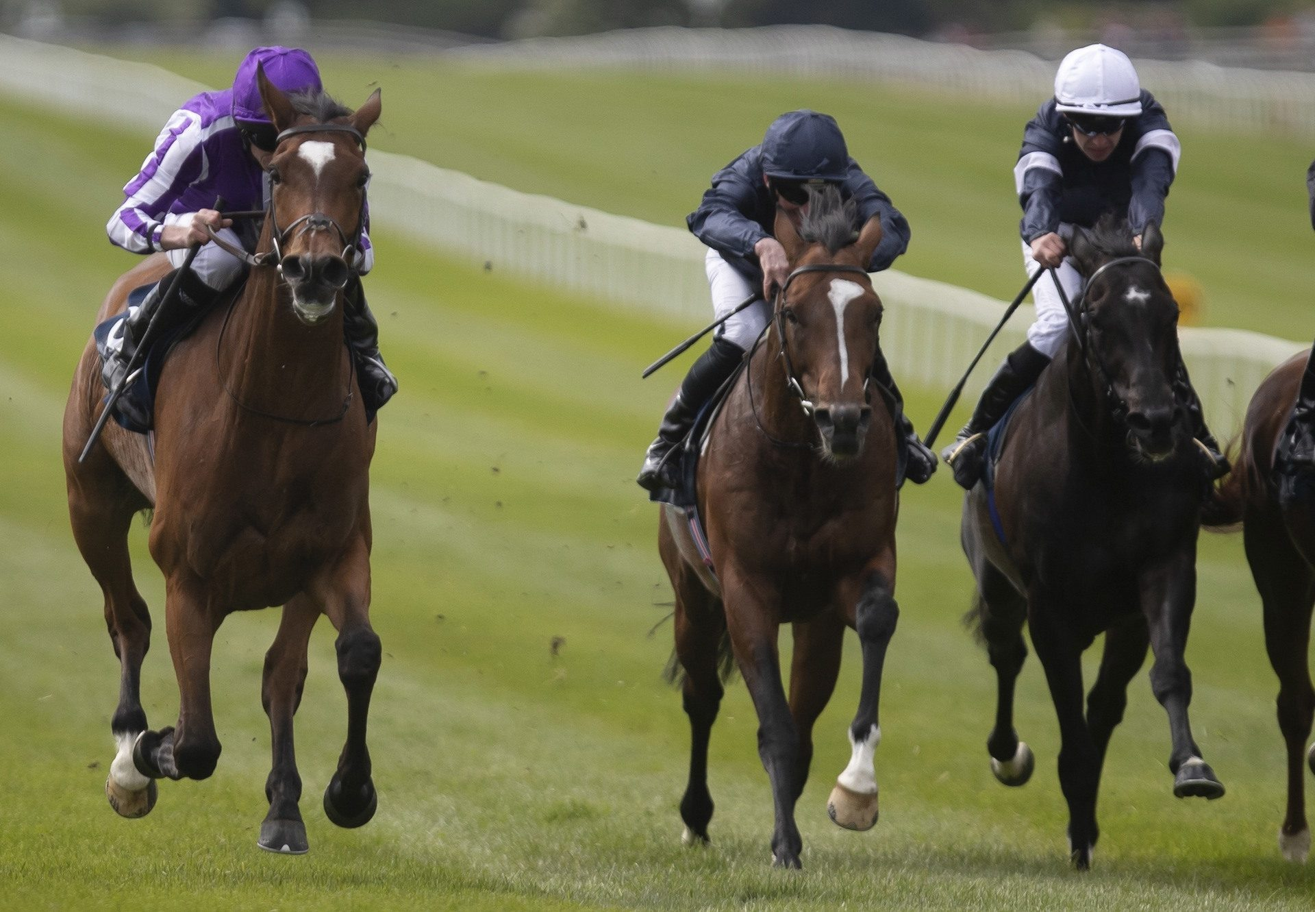Magical (Galileo) Wins The Group 2 Mooresbridge Stakes