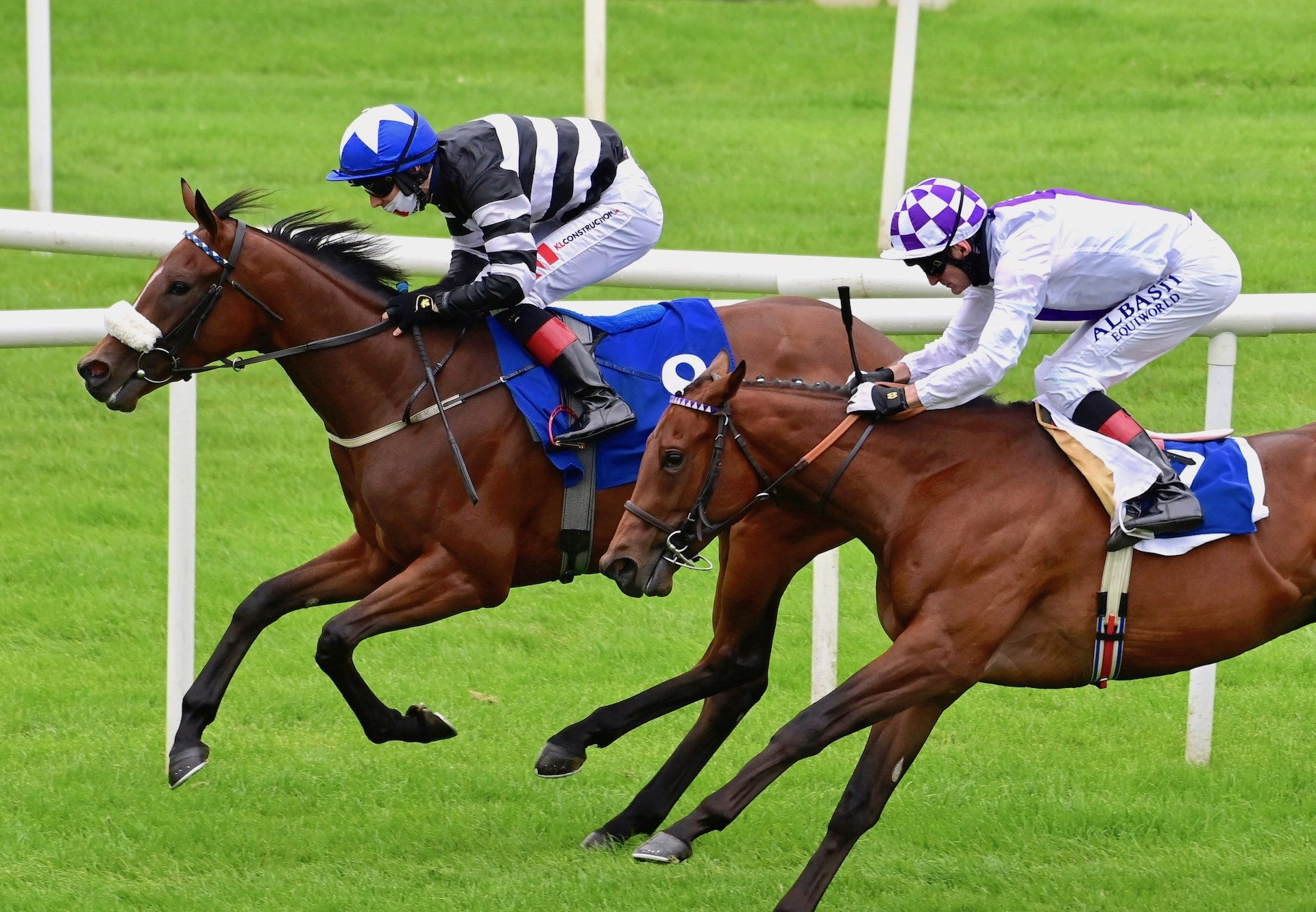 Malayan (The Gurkha) Records Her Second Win At Roscommon
