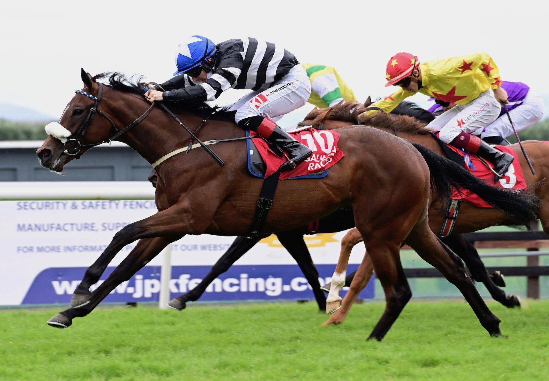 Malayan (The Gurkha) Wins Her Maiden At Galway