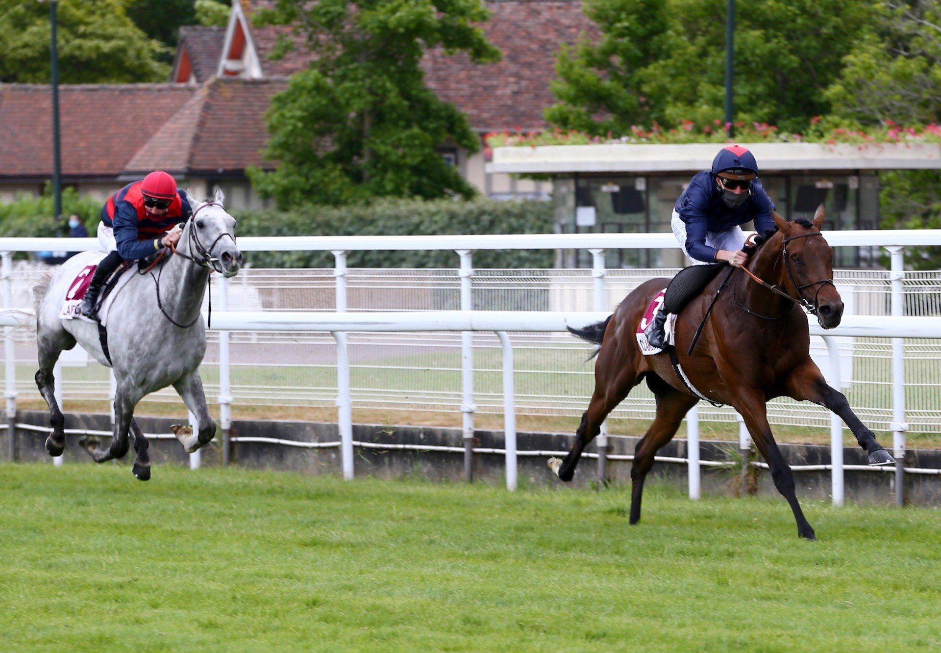 Measure Of Time (Gleneagles) Wins At Clairefontaine