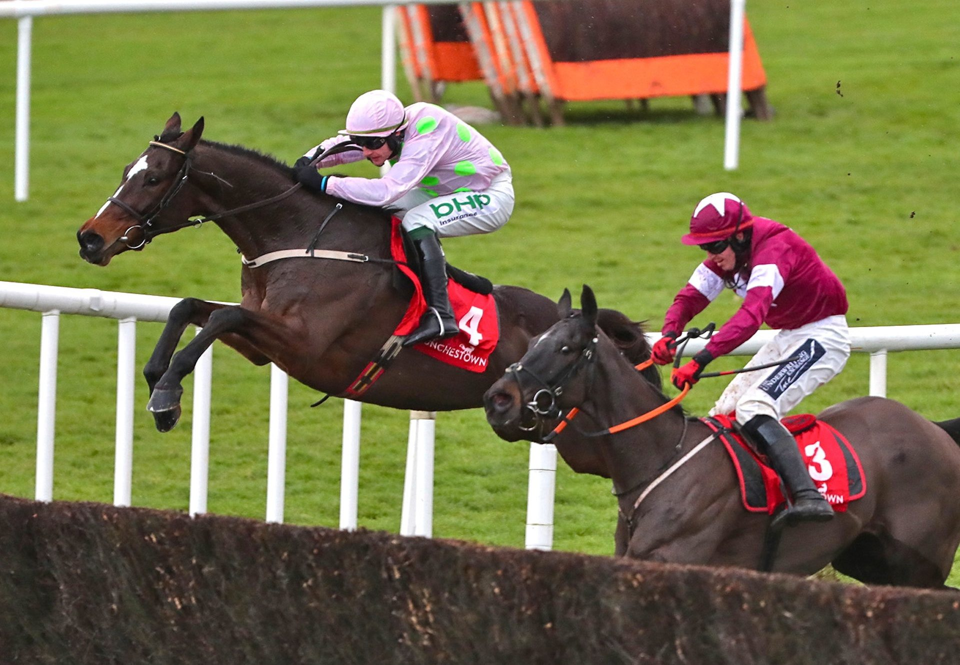 Min Wins His Second John Durkan Chase