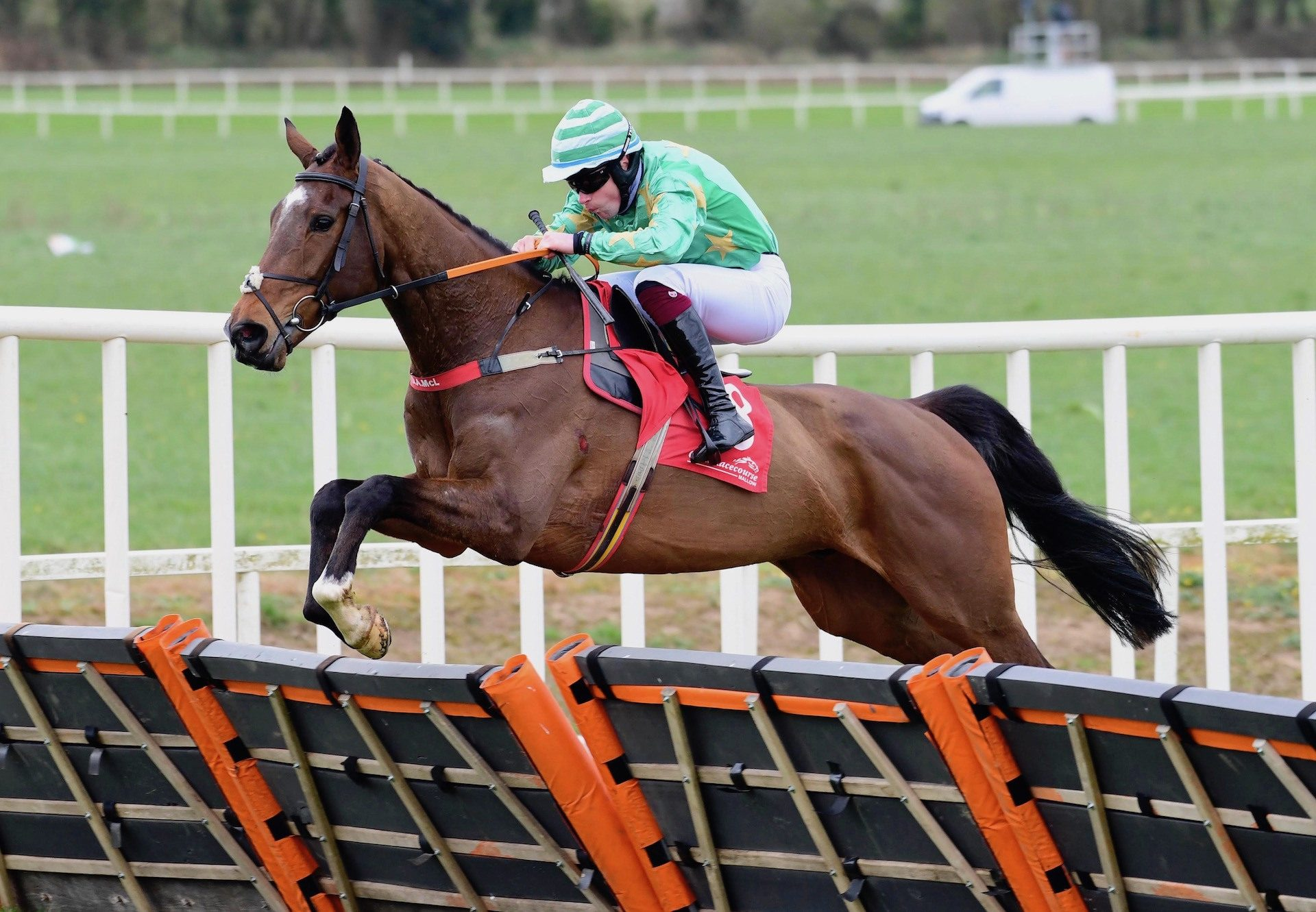 Mr Josiey Wales (Milan) Impresses In A Maiden Hurdle At Cork