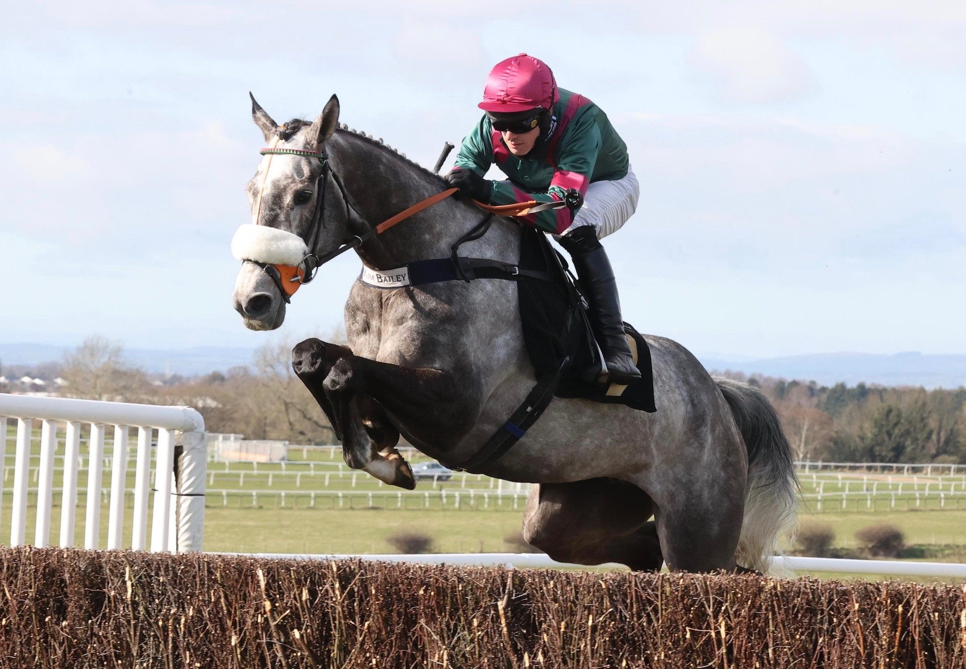 One For Rosie (Getaway) Wins The Novices Chase At Carlisle