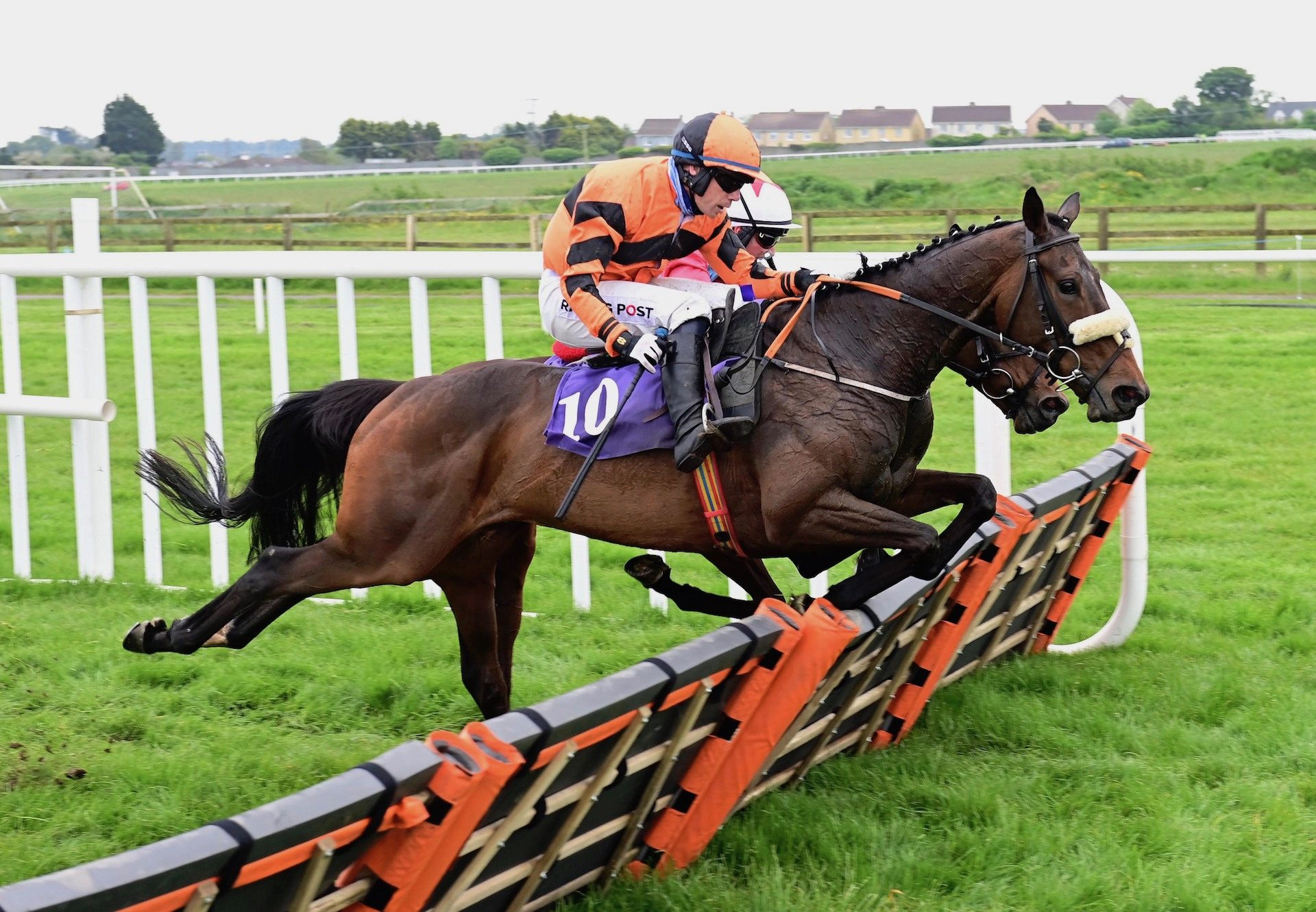 Quaker Island (Yeats) Wins The Maiden Hurdle At Wexford