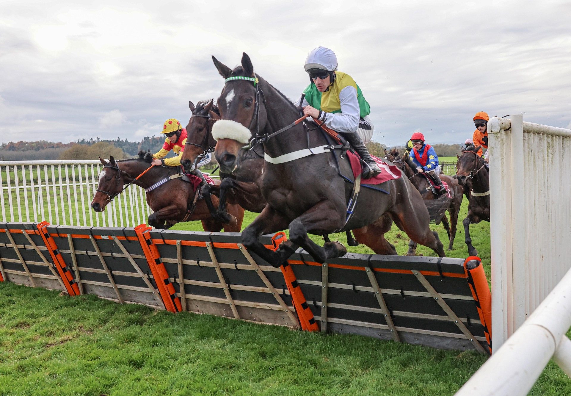 Exciting Filly Matematica (Rock Of Gibraltar) Wins On Her Seasonal Return