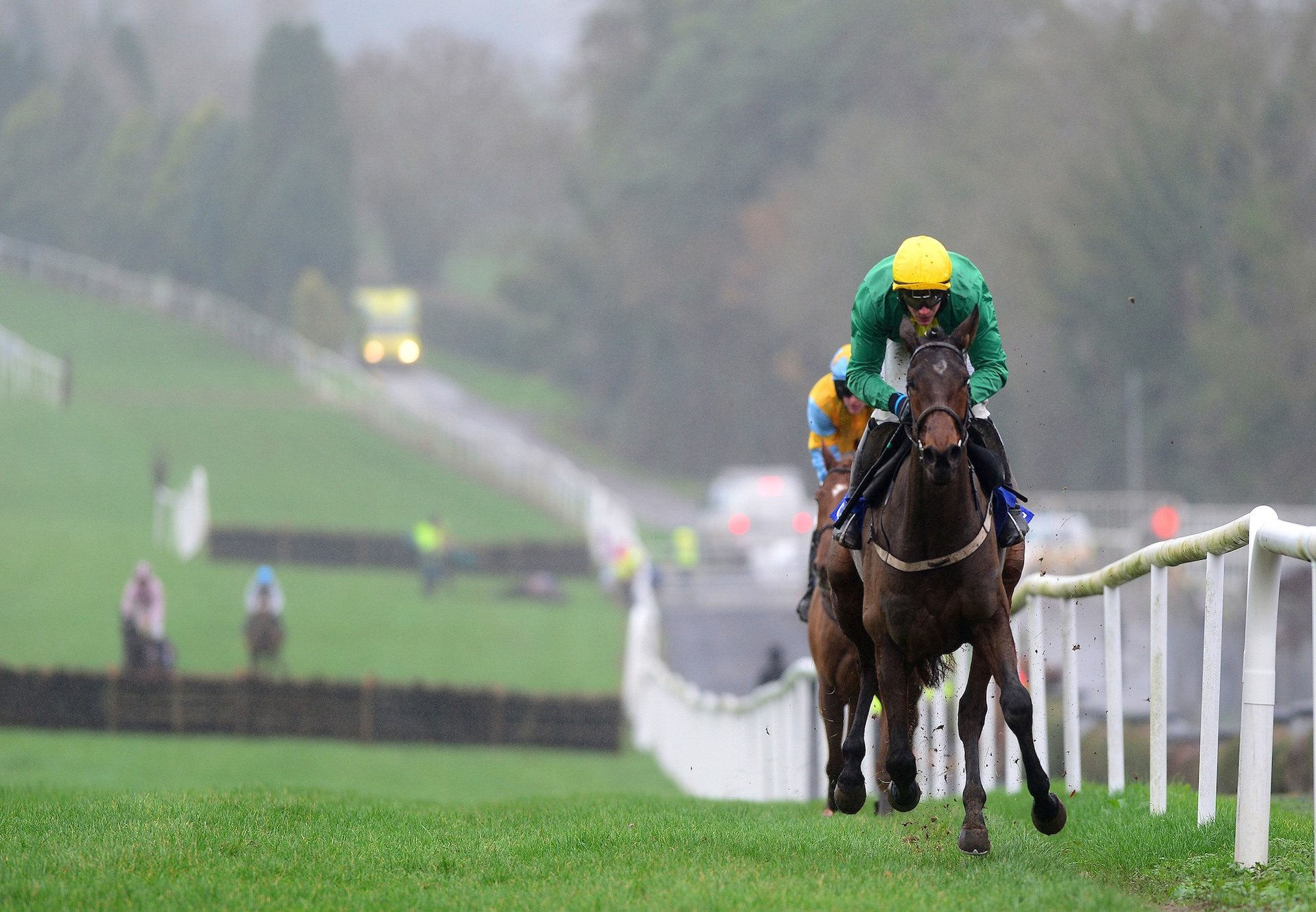 Scarpeta (Soldier Of Fortune) Wins On His Seasonal Return At Clonmel