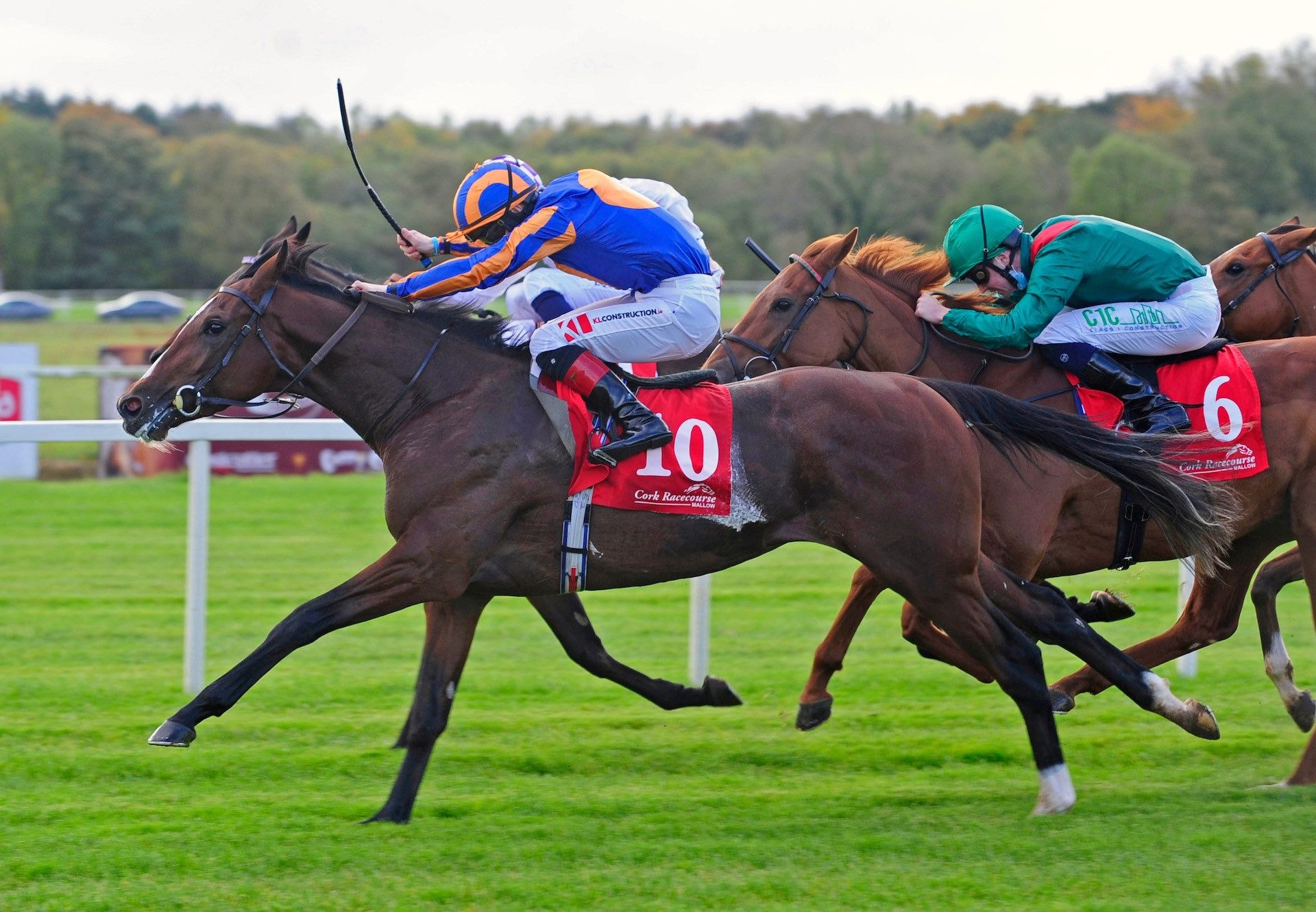 Sir Lucan (Camelot) Wins At Cork