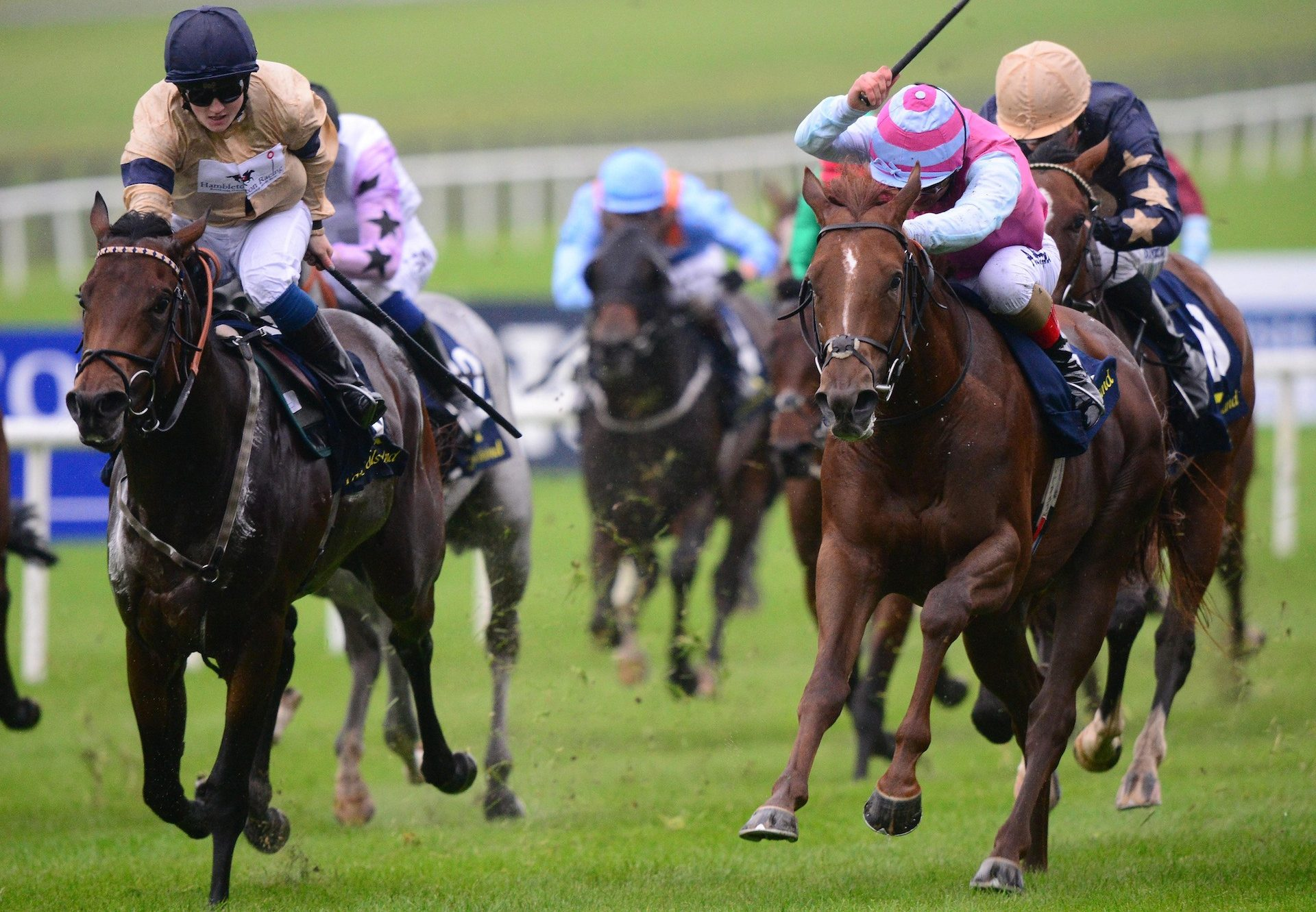 Stone Circle (No Nay Never) Wins At The Curragh