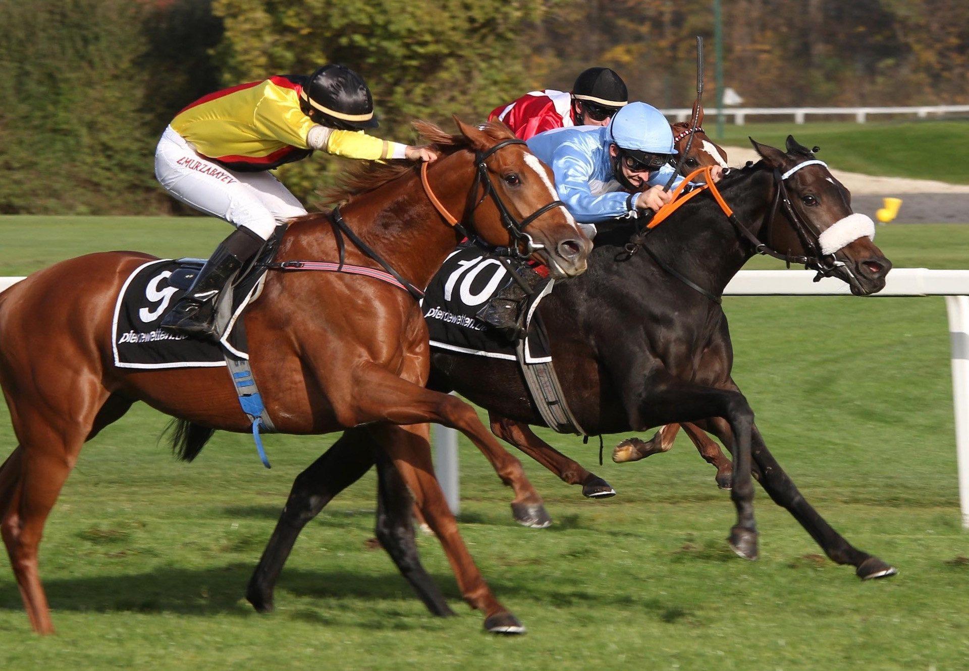 Sunny Queen (Camelot) Wins The Gr.1 Grosser Preis Von Bayern at Munich