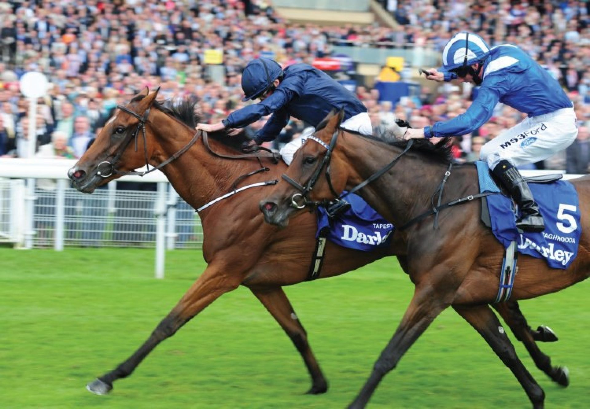 Marchons Ensemble Becomes The Latest Winner By Pour Moi