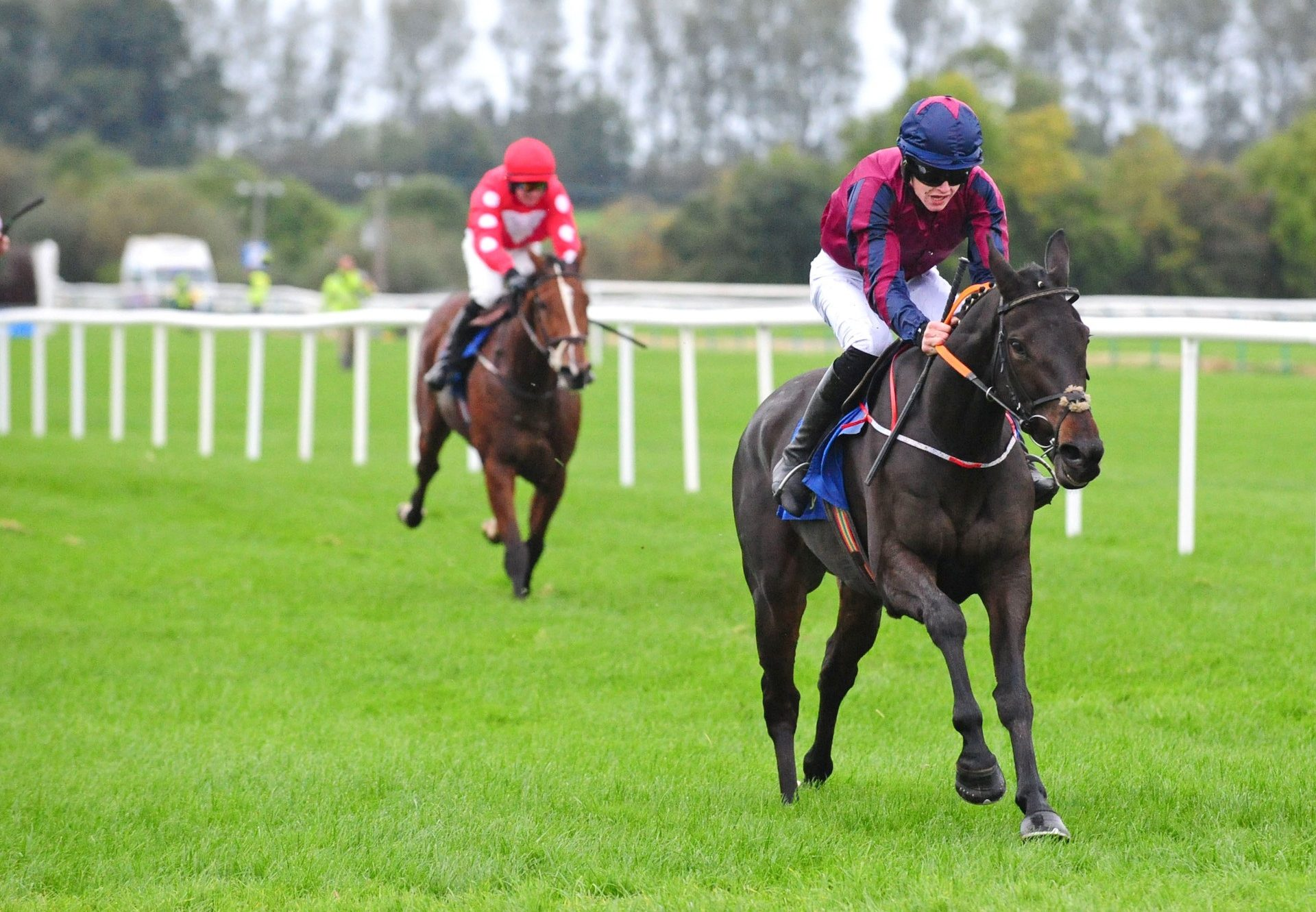 The Little Yank Becomes The Latest Winner By Westerner